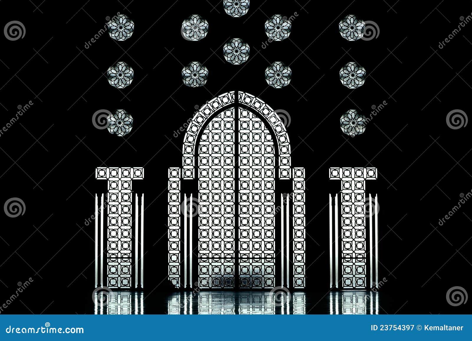 L 39 int rieur de de la mosqu e d 39 ii hassan photographie for Mosquee hassan 2 interieur