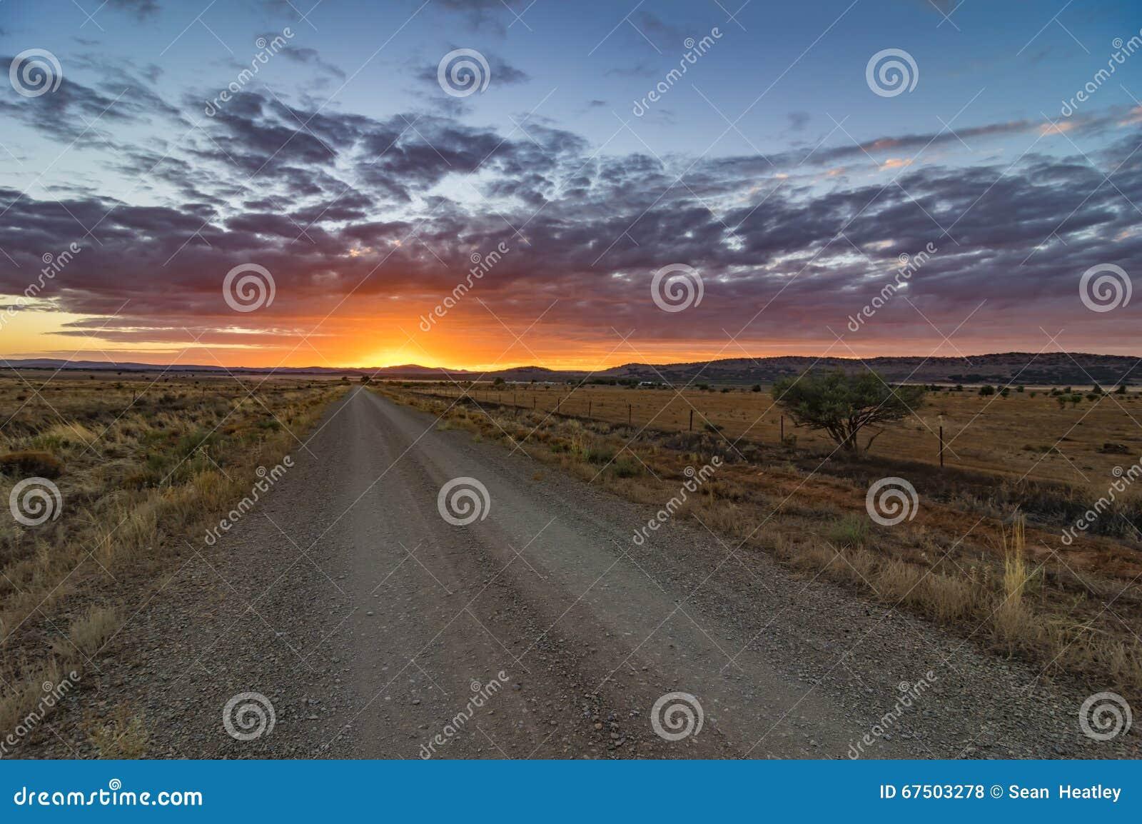 À l intérieur routes