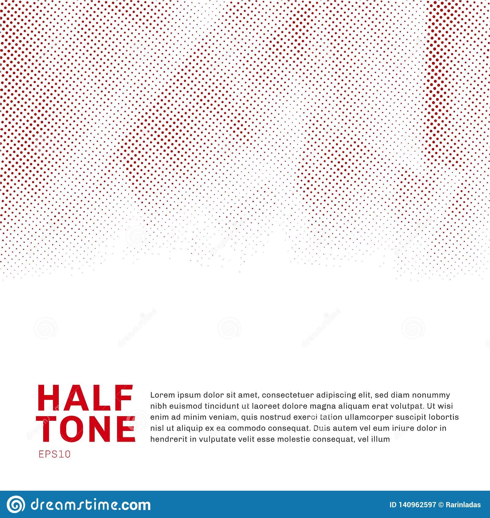 À la mode du bas tramé rouge de calibre de résumé poly sur le fond blanc avec l espace de copie Vous pouvez employer pour le site