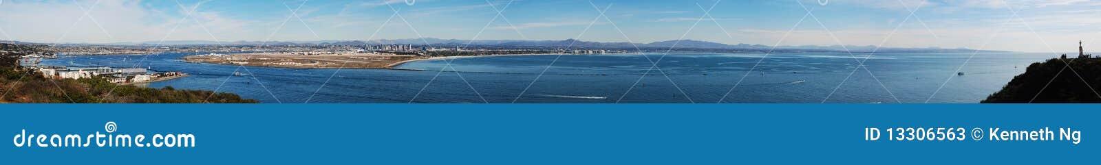 À pleine vue de San Diego