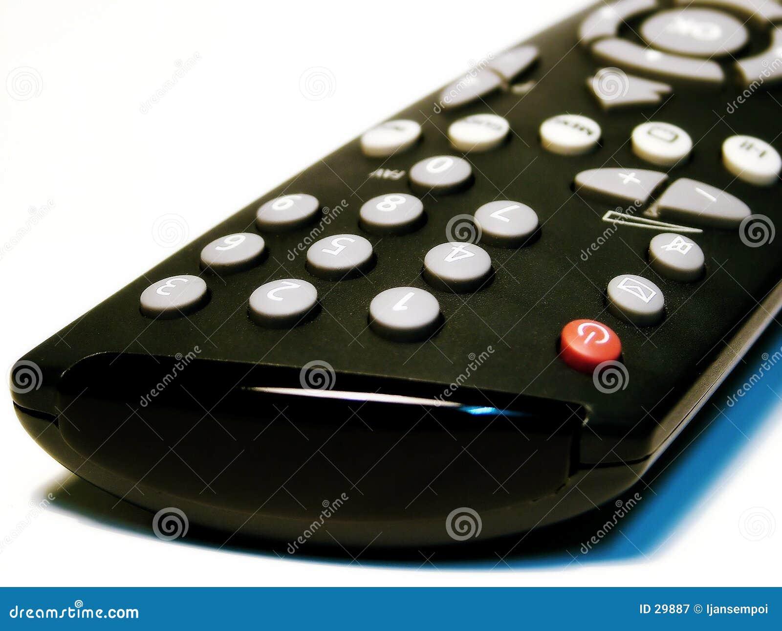 À télécommande