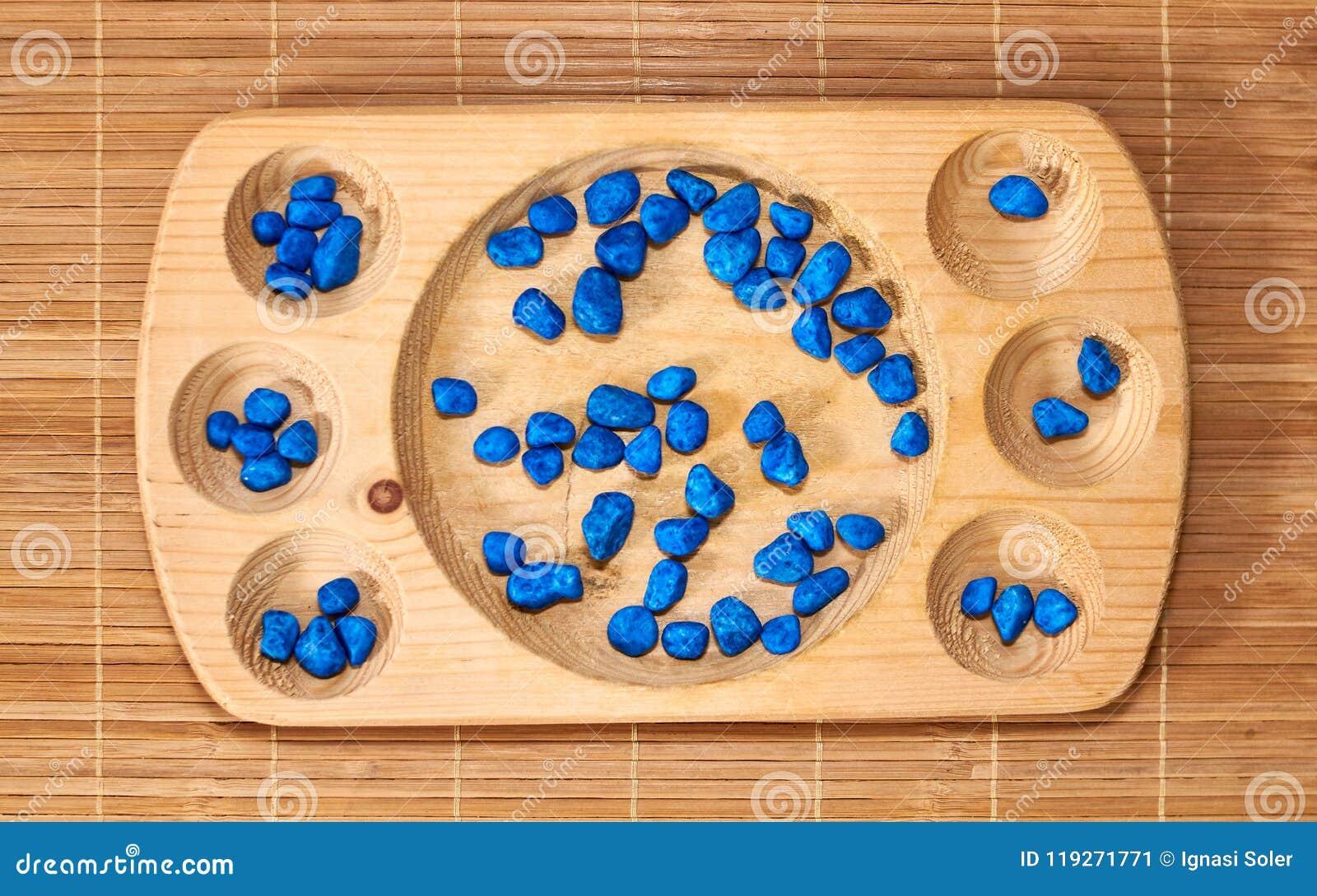 Ábaco de Montessori para contar