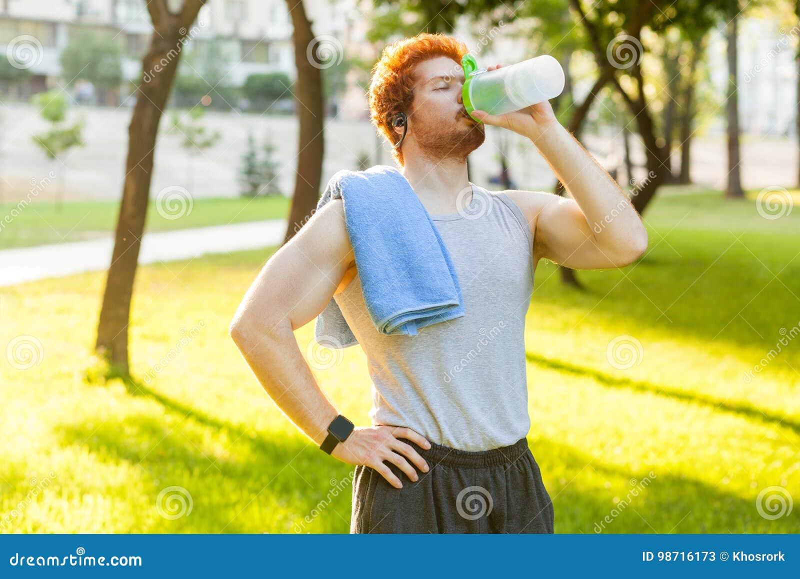 Água da bebida