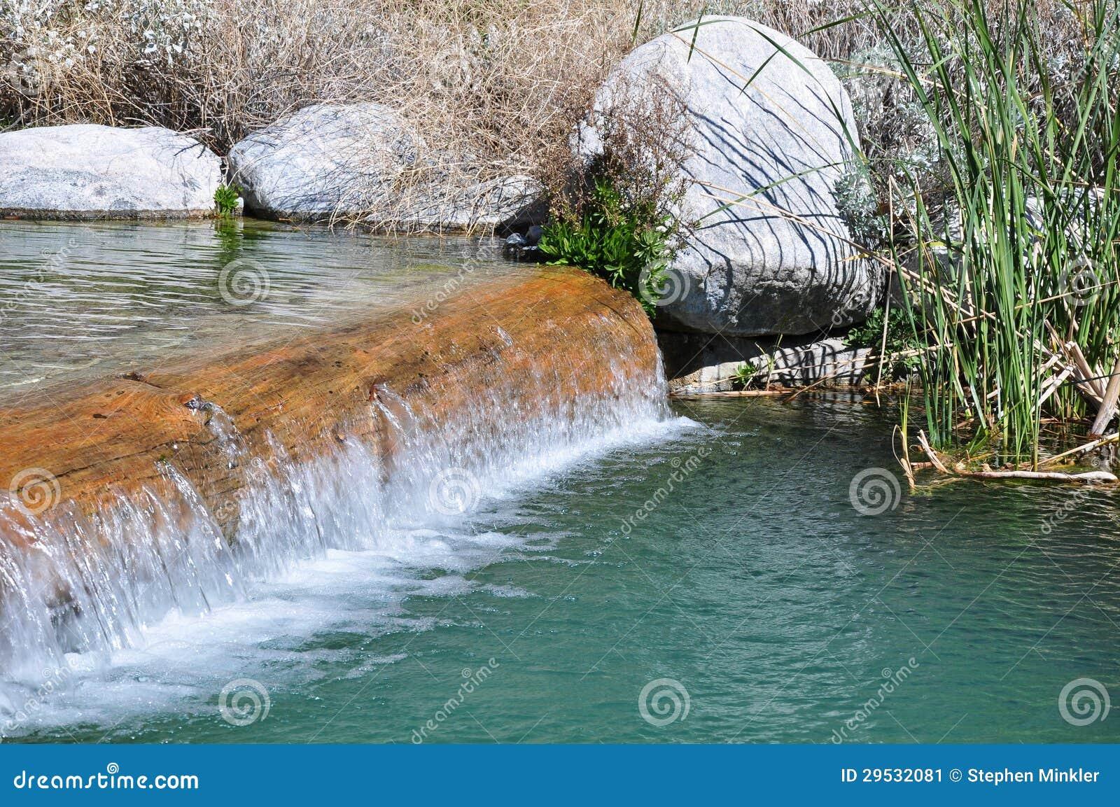 Água de queda