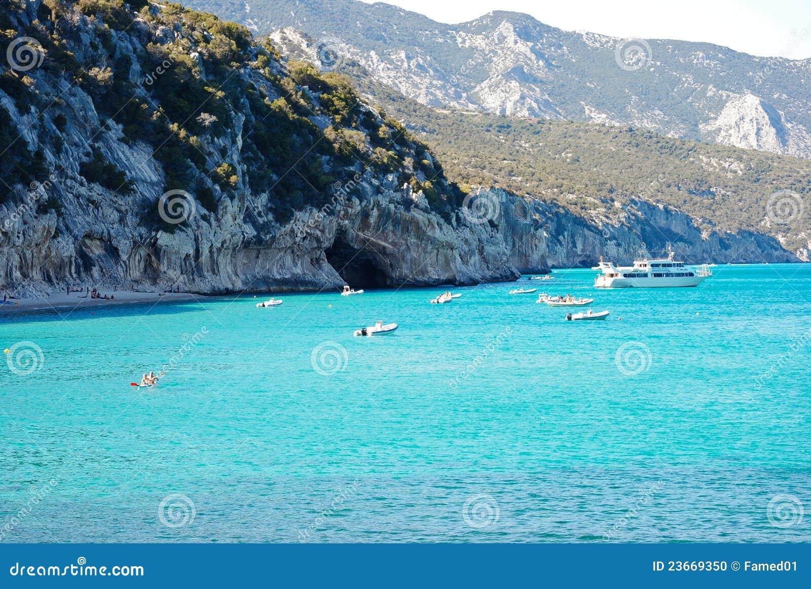 Águas da esmeralda