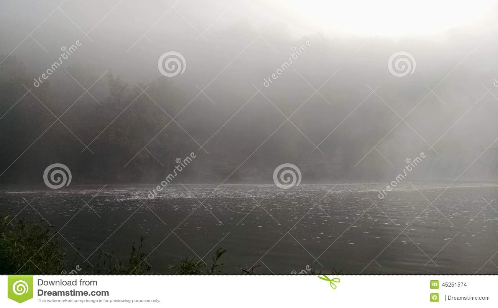 Águas nevoentas