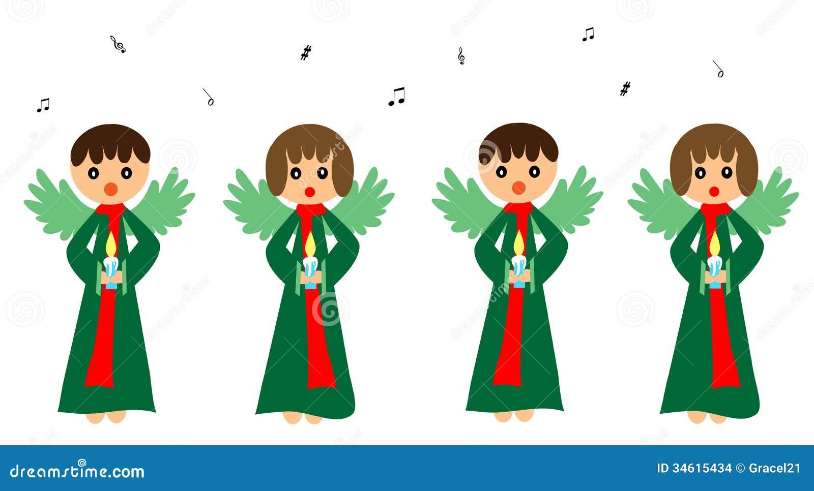 Ángeles del canto