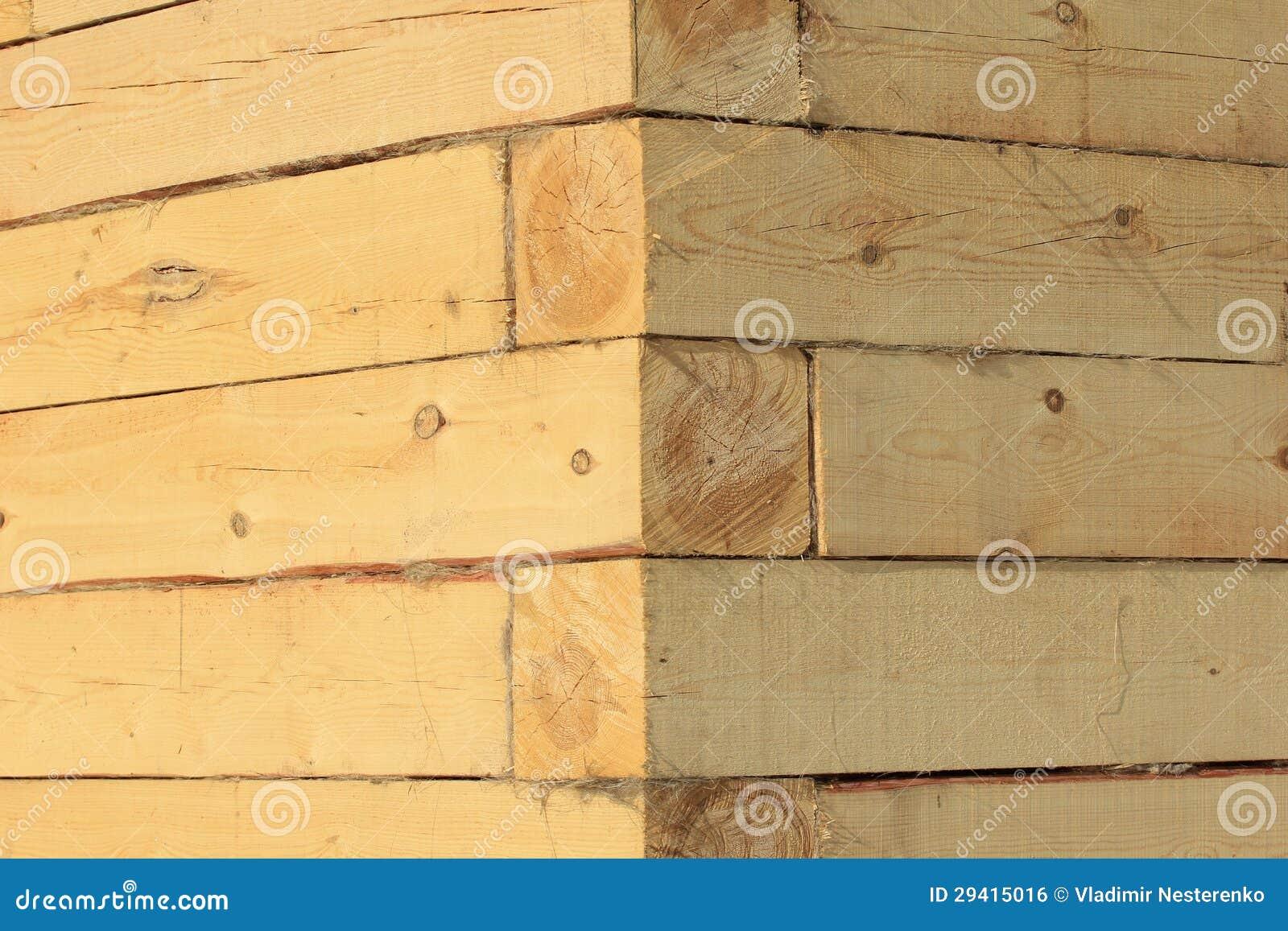 Ngulo de caba as de madera foto de archivo imagen 29415016 - Angulos de madera ...