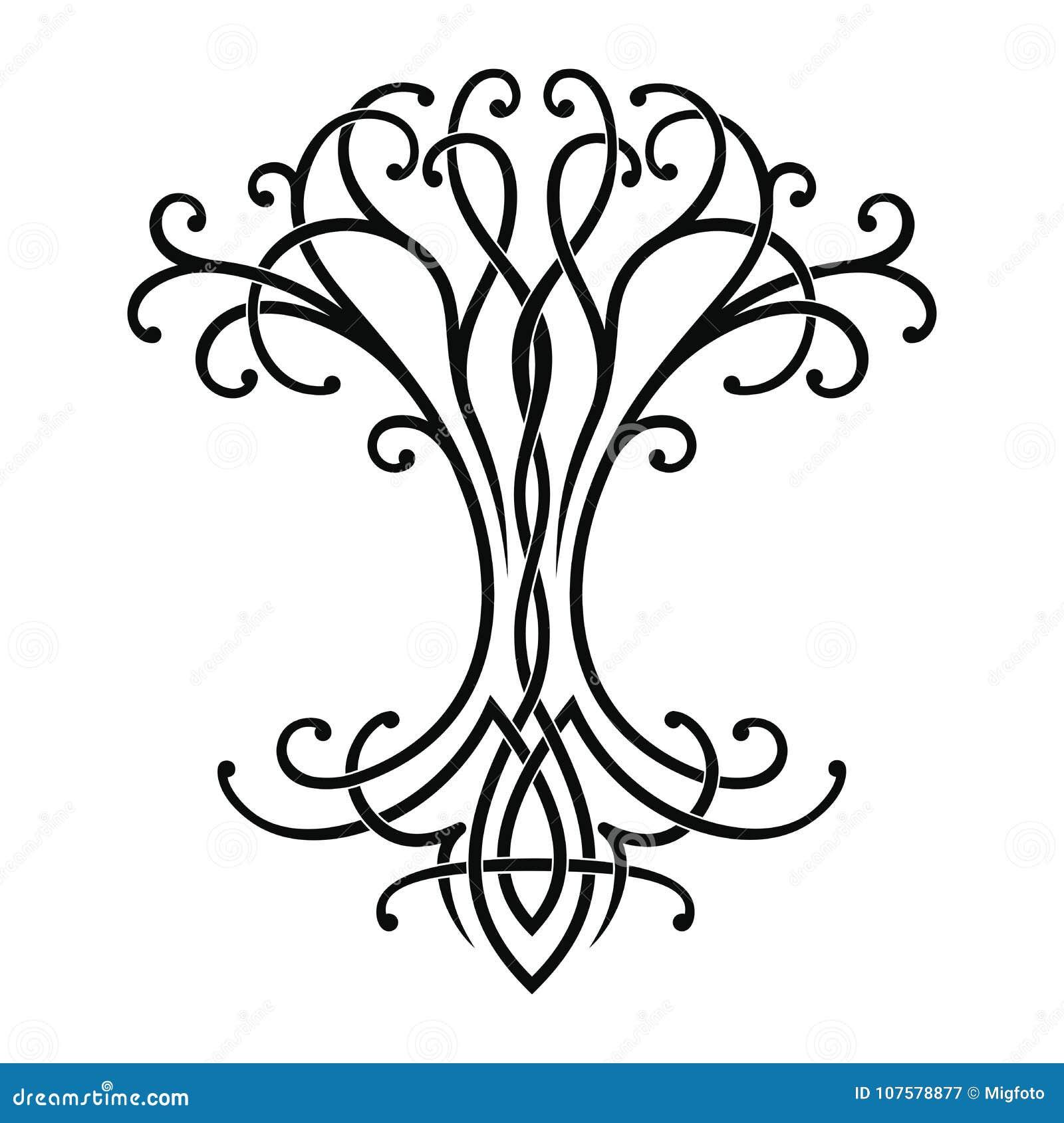 Árbol de la vida céltico