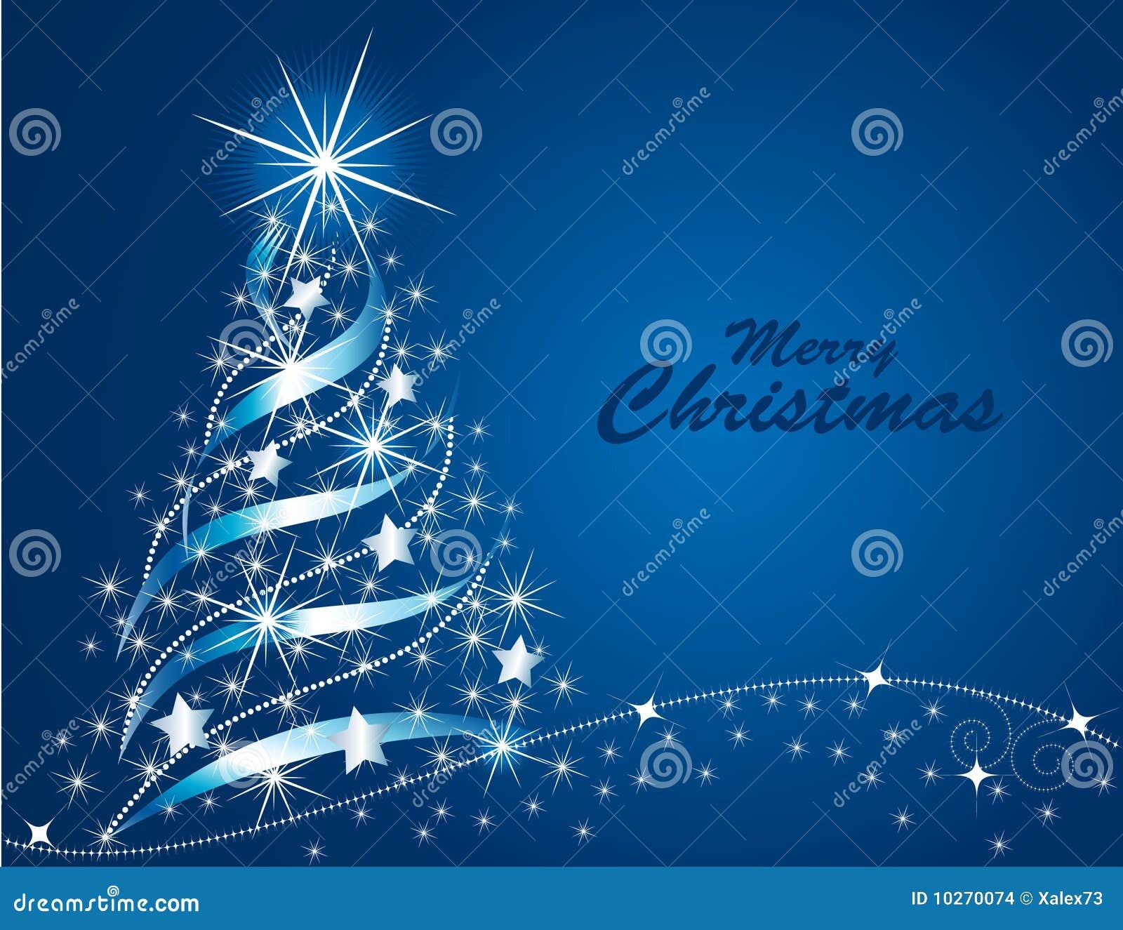 Metal del árbol de navidad stock de ilustración. Ilustración de ...