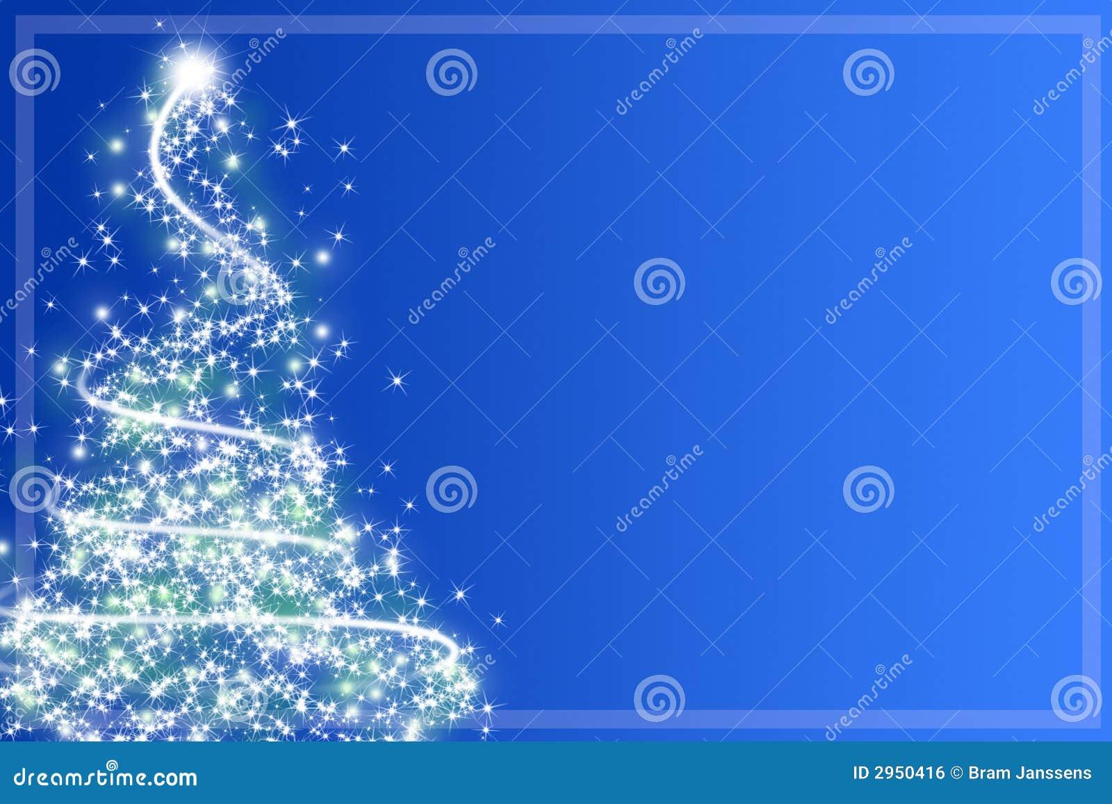 Árbol de navidad abstracto