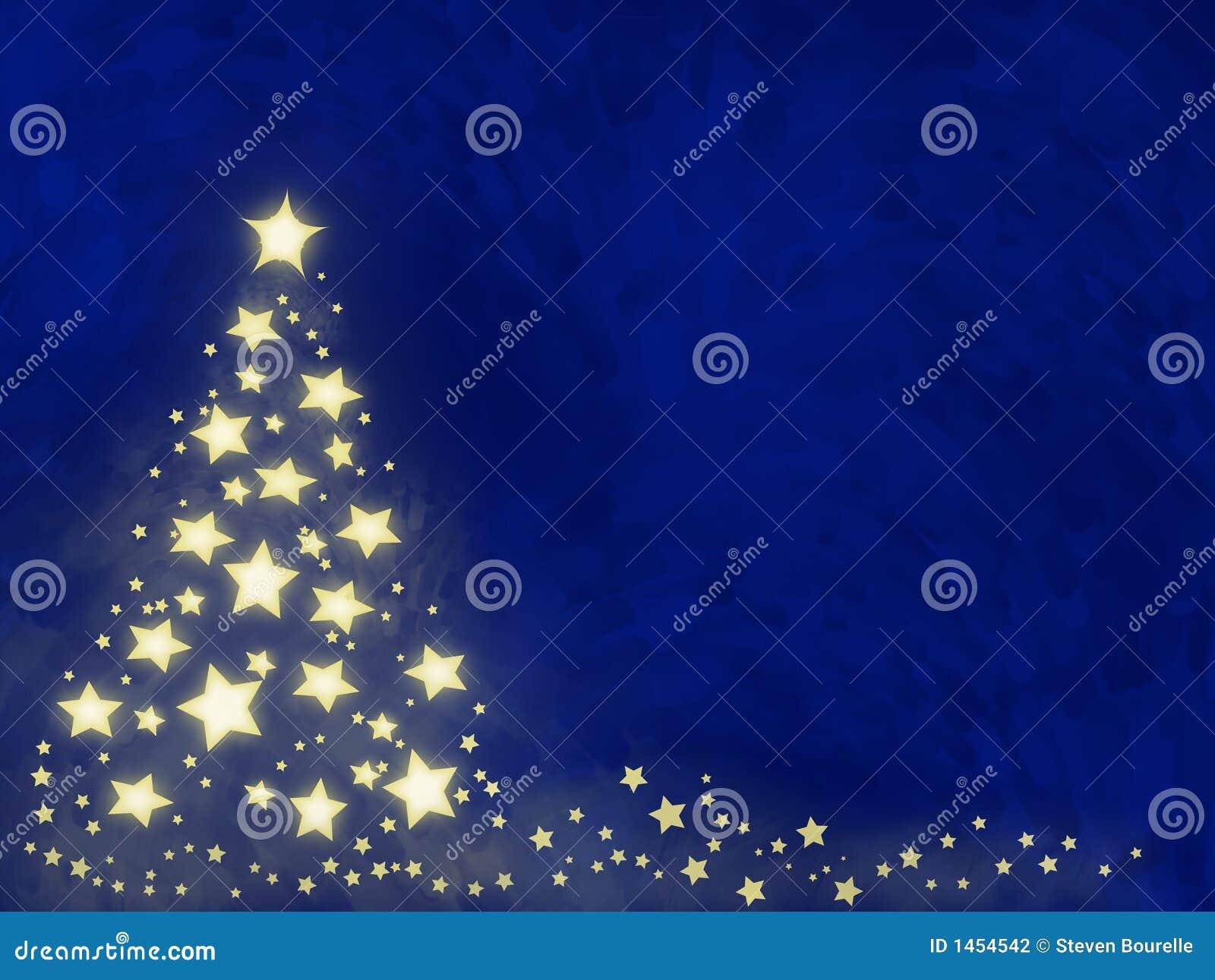 Árbol de navidad de la estrella