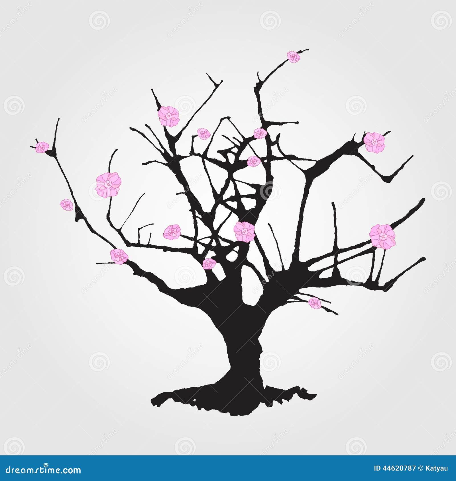 Árbol en estilo chino