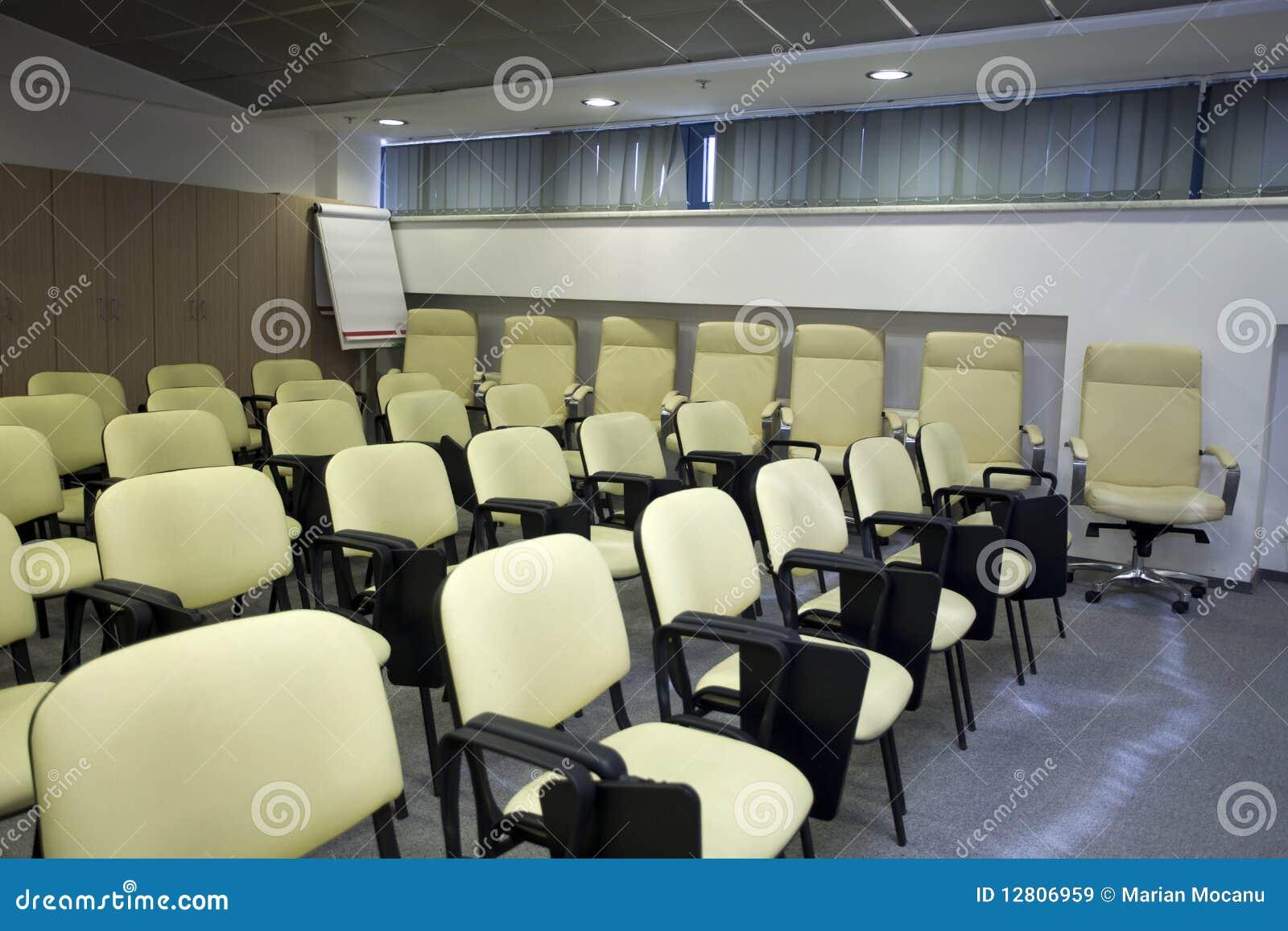 Área da reunião
