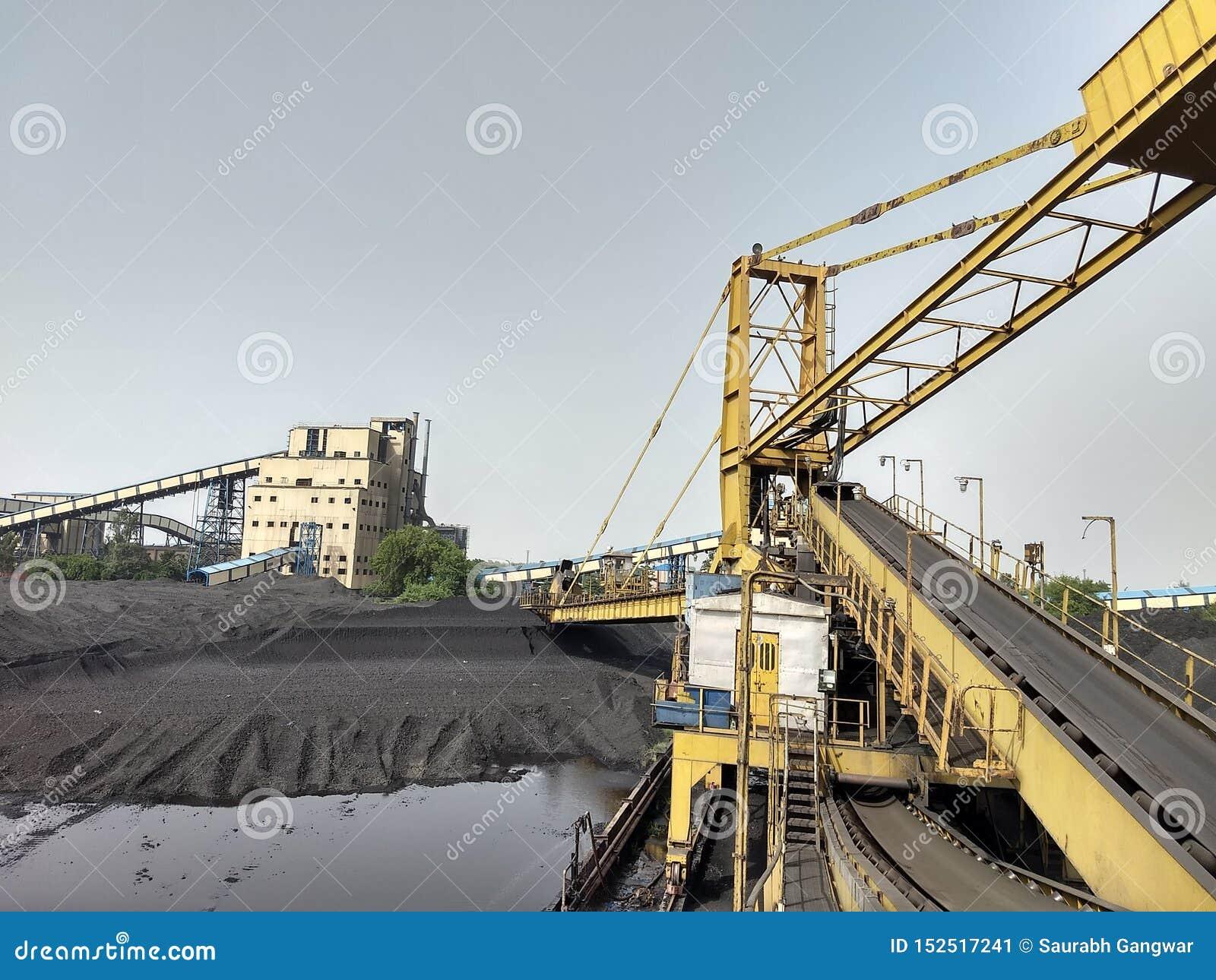 Área de la construcción usada en industrias