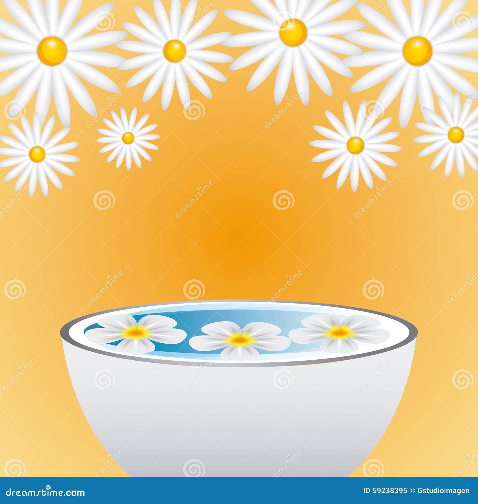 Download Área De La Relajación Del Balneario Ilustración del Vector - Ilustración de sano, icono: 59238395
