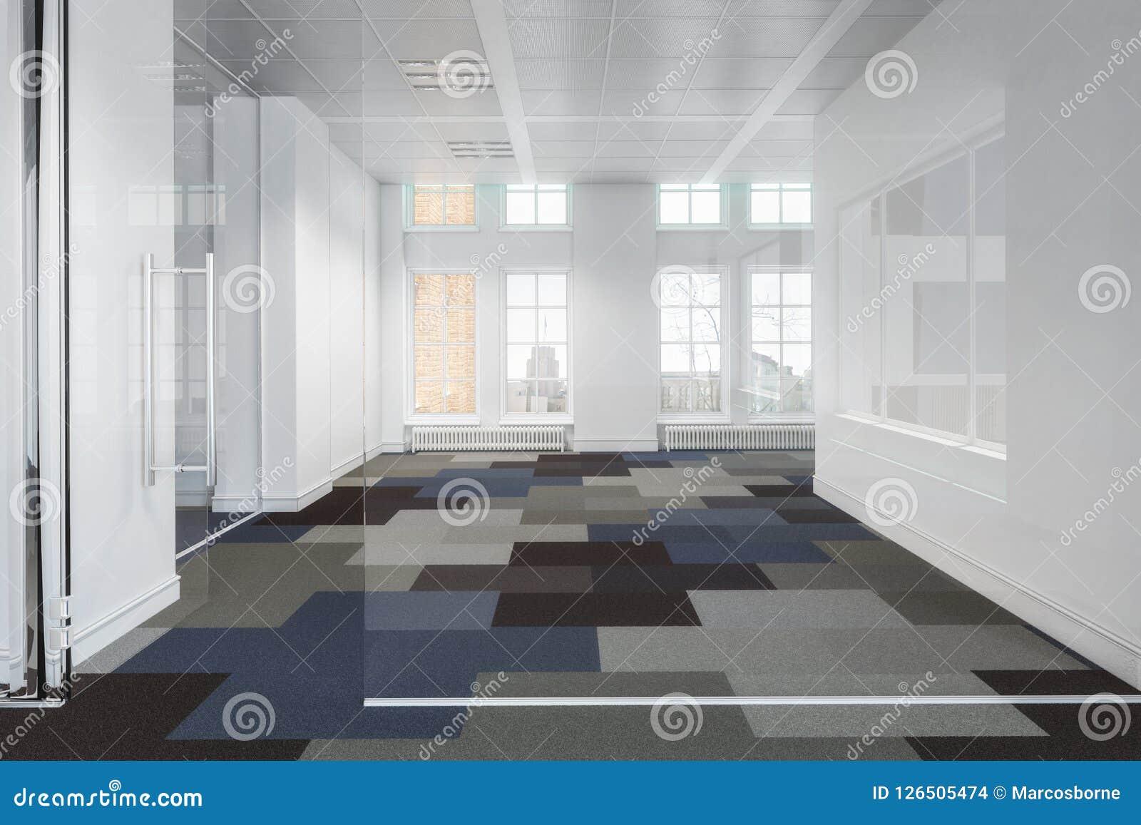 Área livre do escritório