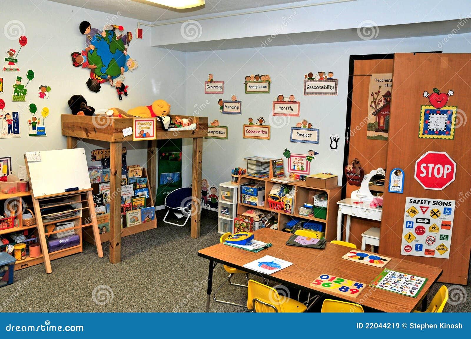 Área preescolar del juguete/de la diversión