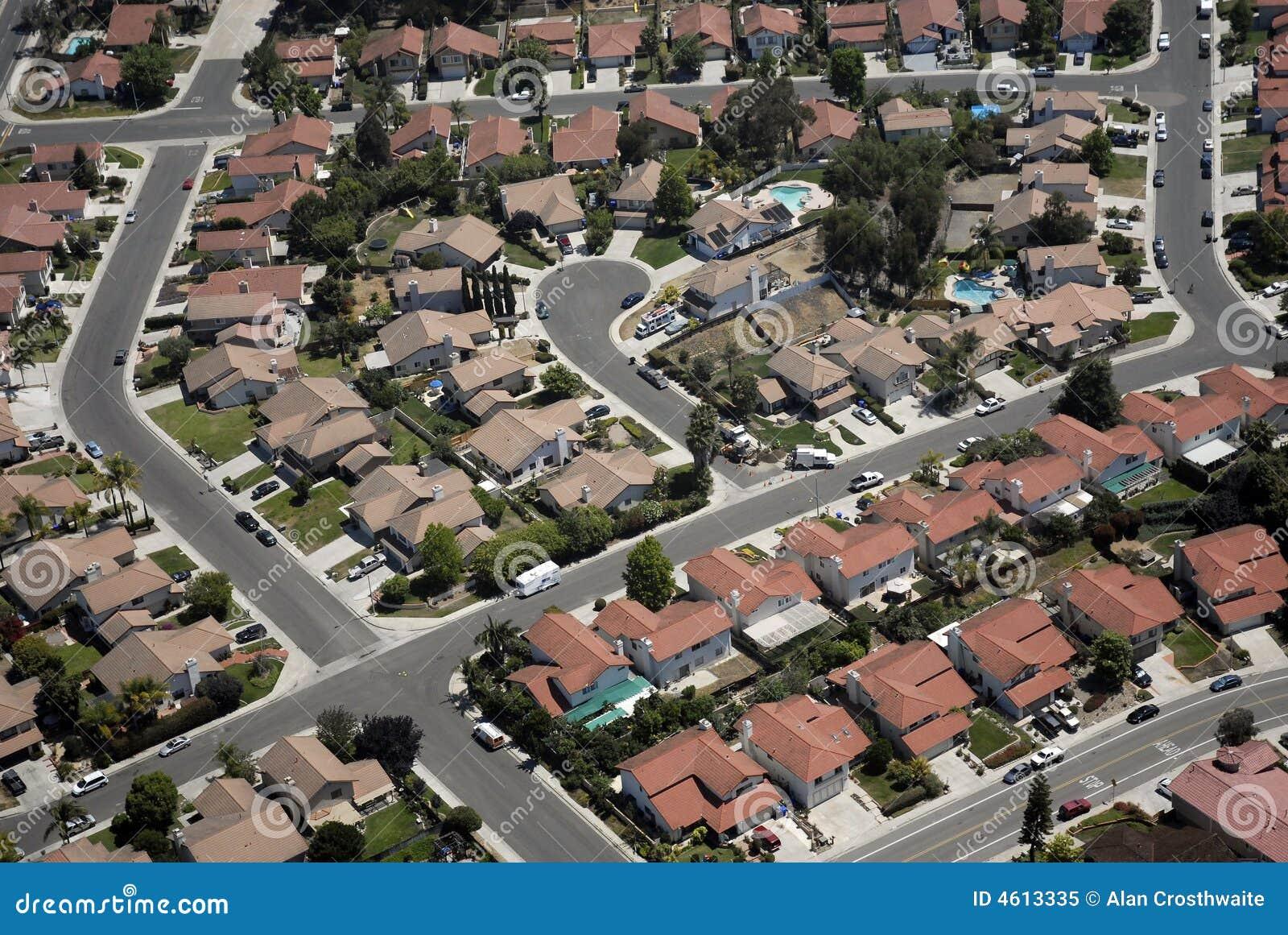 Áreas residenciales