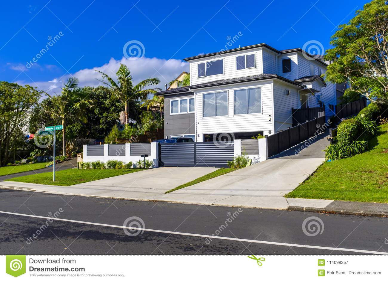 Áreas suburbanas de Auckland, Nova Zelândia
