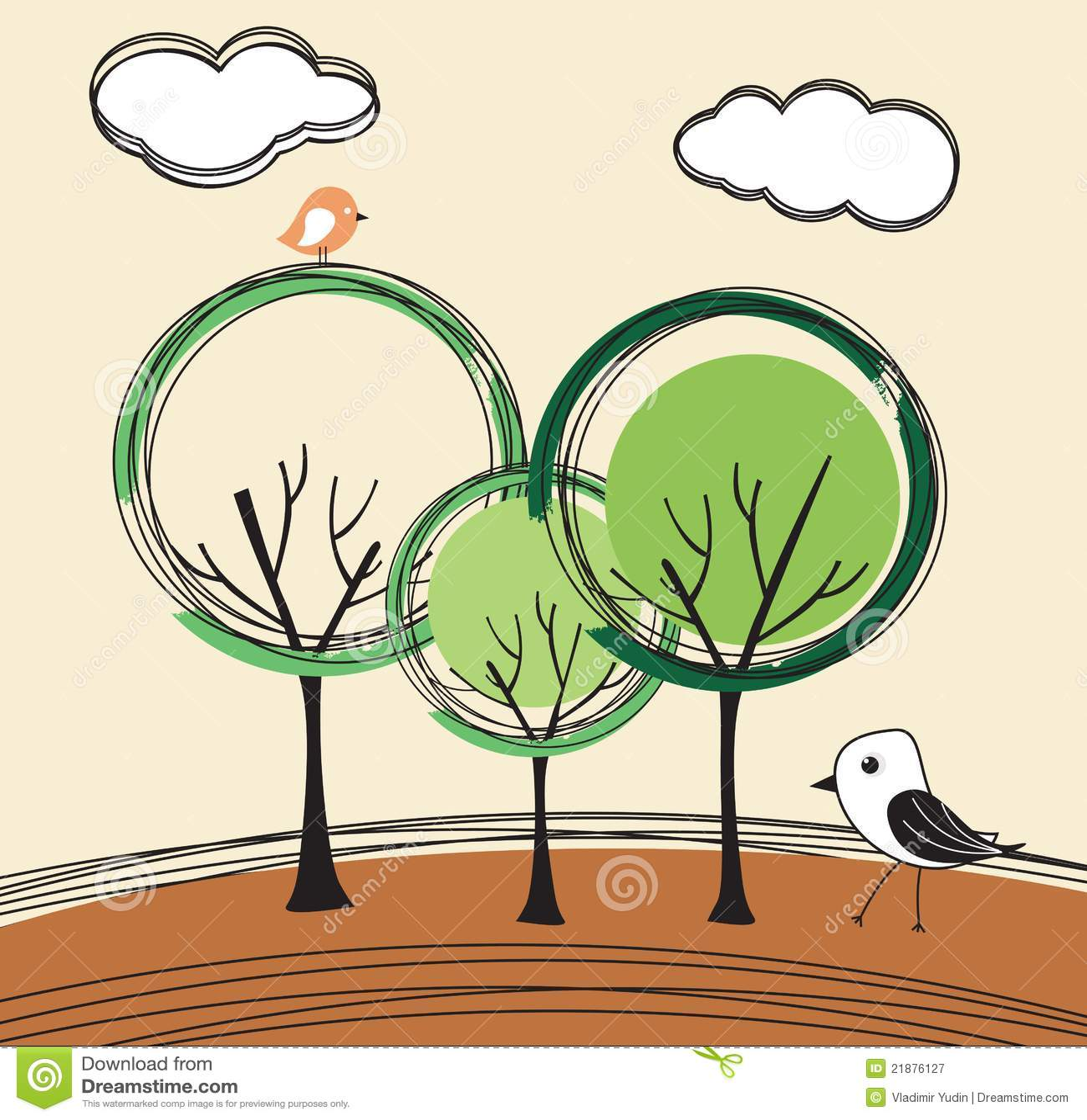 Árvore abstrata do vetor