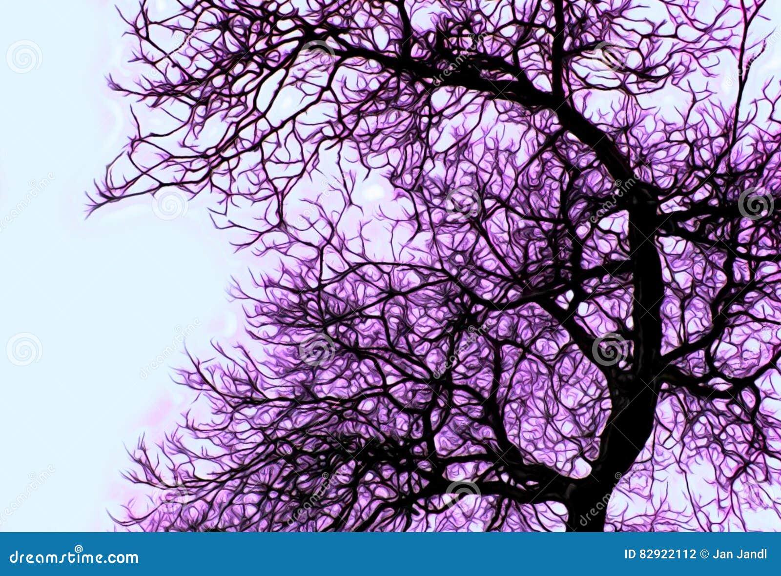 Árvore da neve