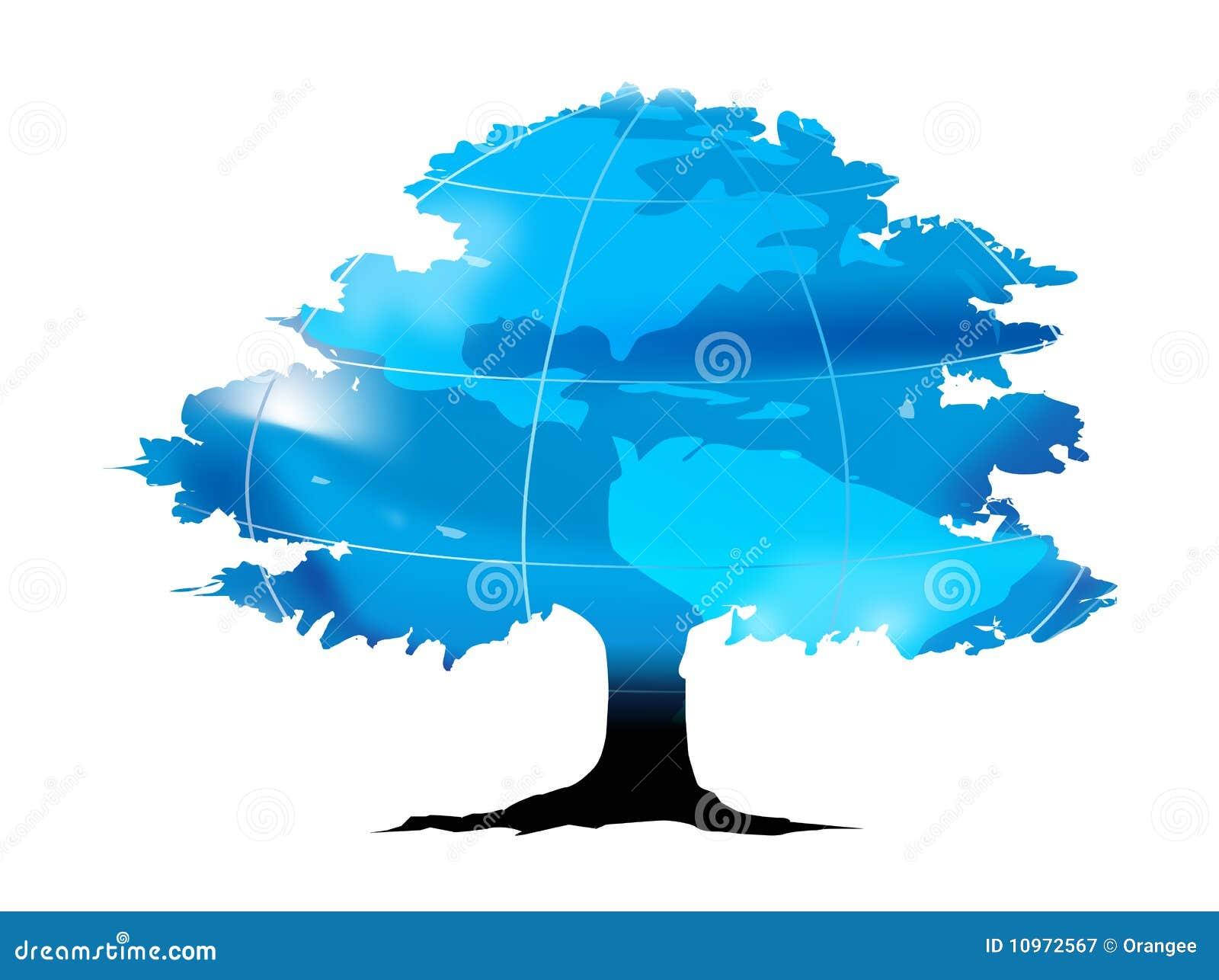 Árvore da terra