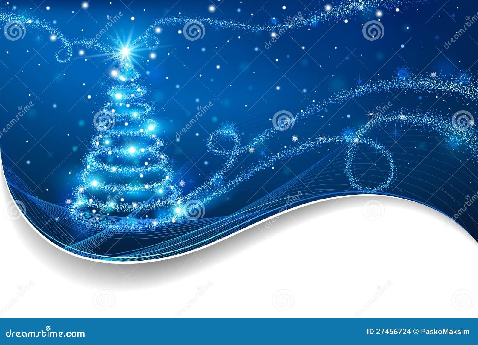 A árvore de Natal mágica