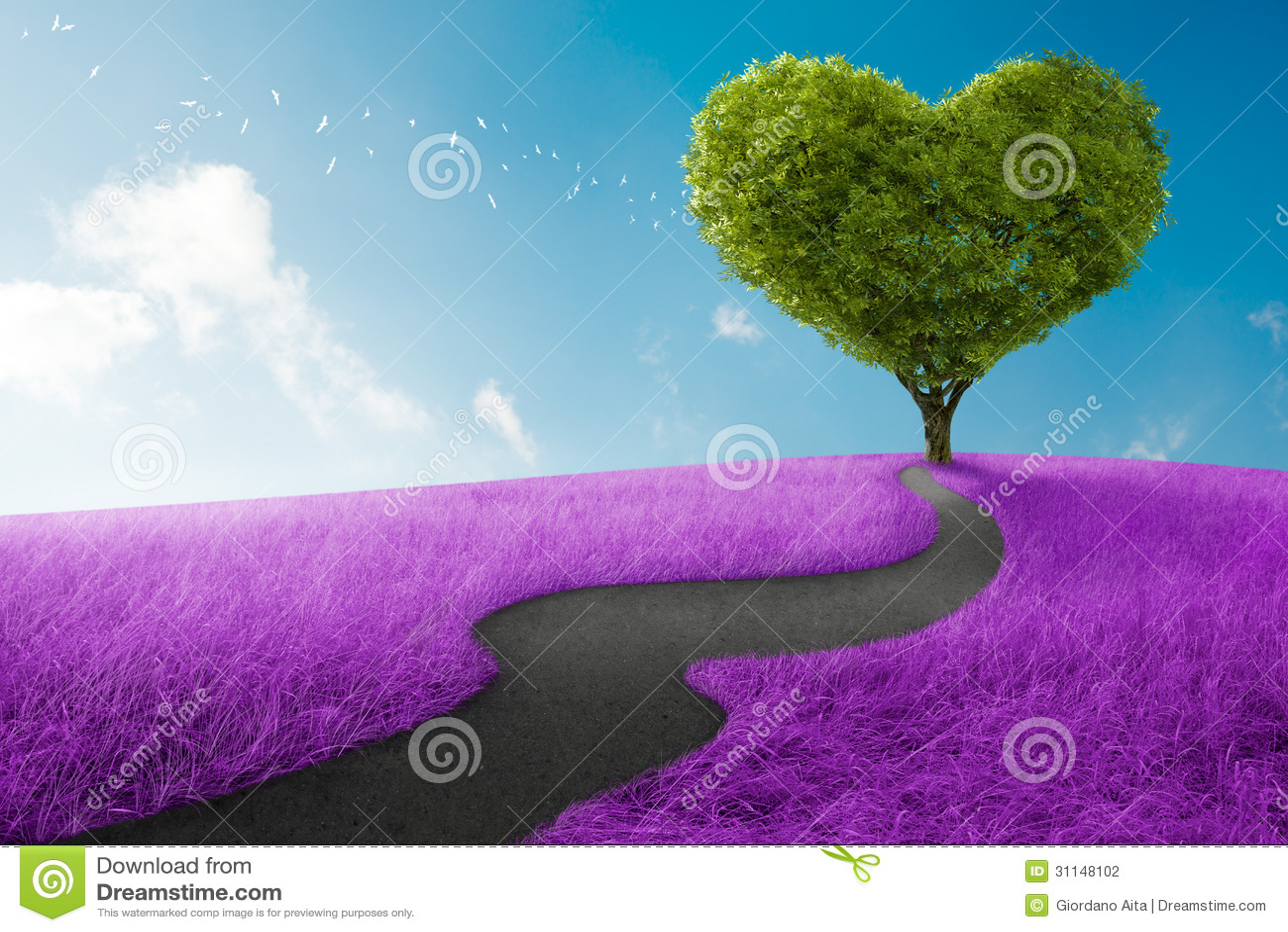 Árvore do coração