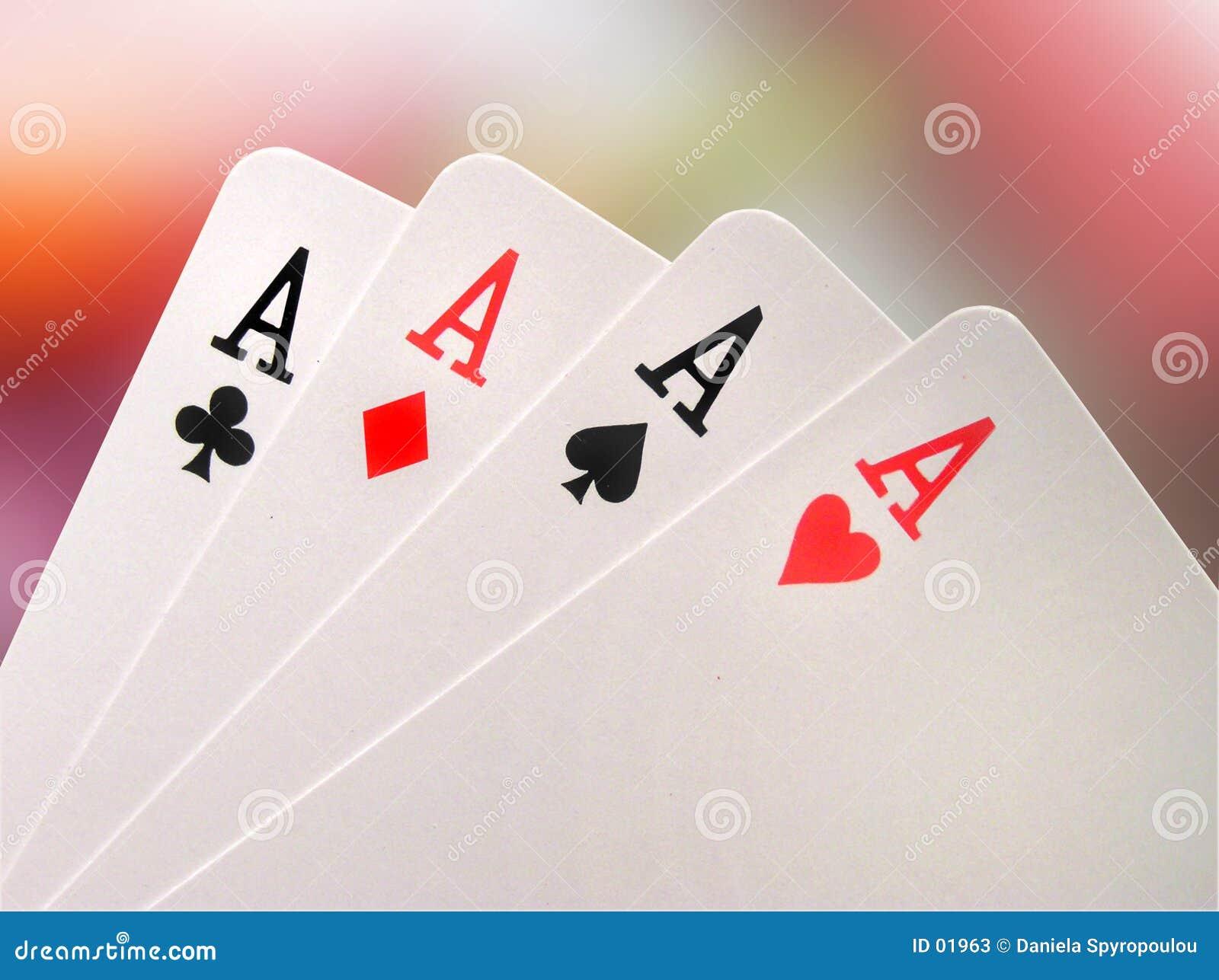 Download Ás imagem de stock. Imagem de clipping, jogar, aposta, noções - 1963