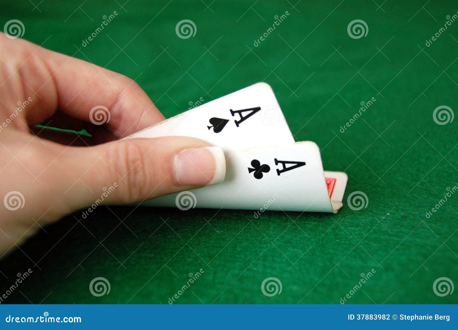 Áss do pôquer