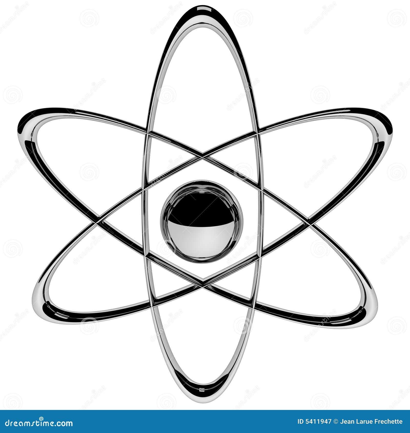 Átomo del cromo