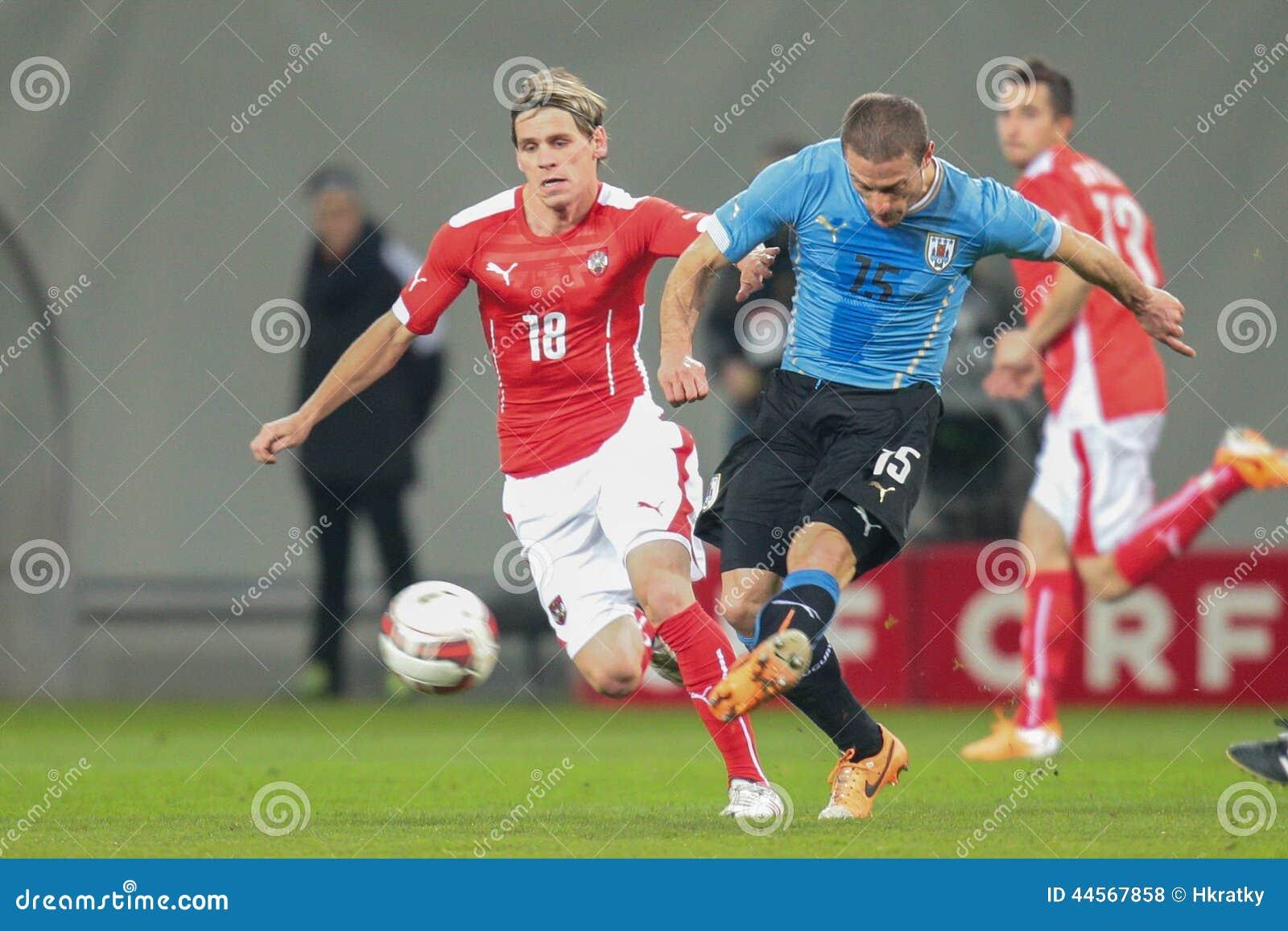 Áustria contra Bélgica uruguai