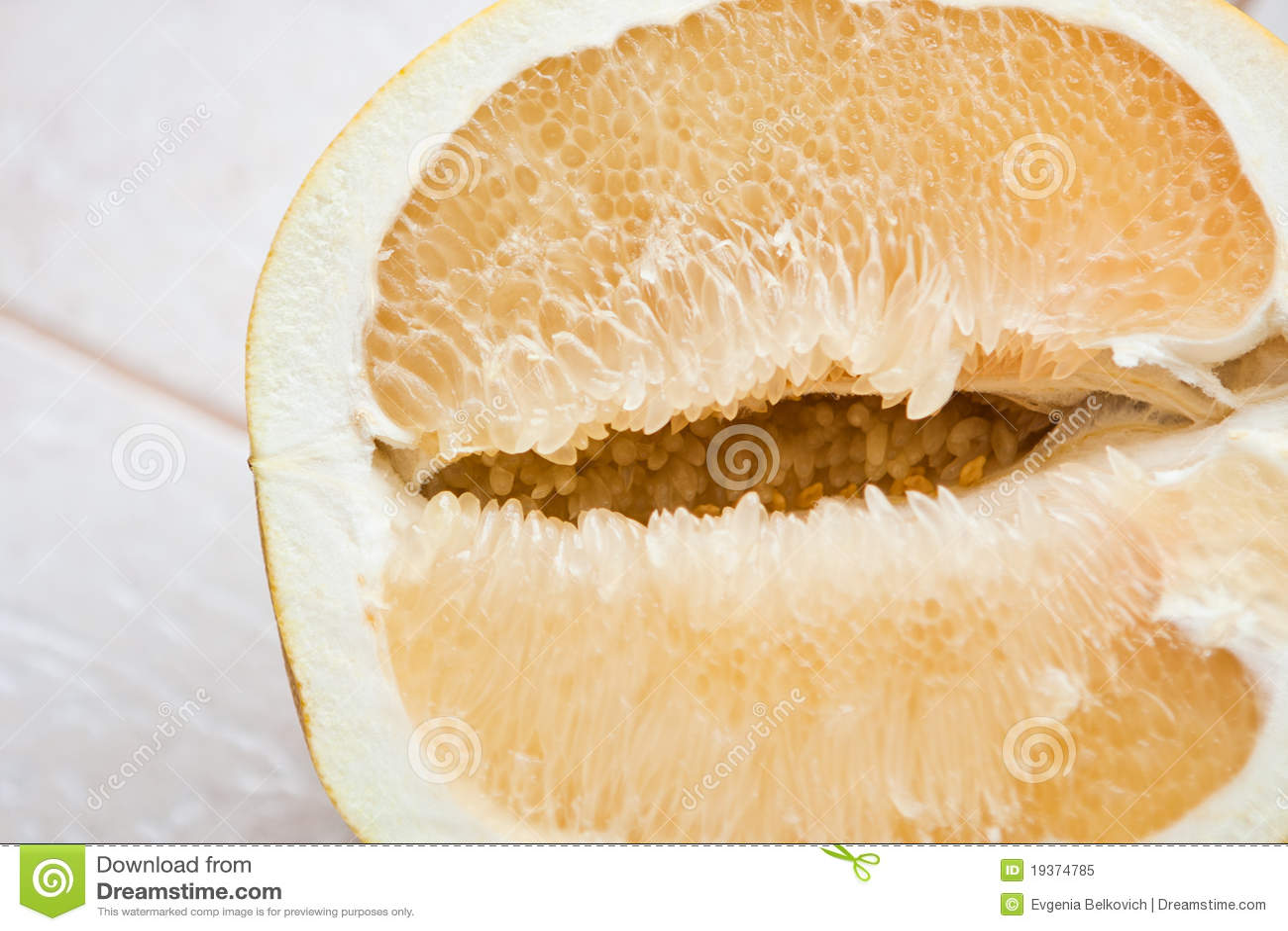Ââgrapefruit cortado