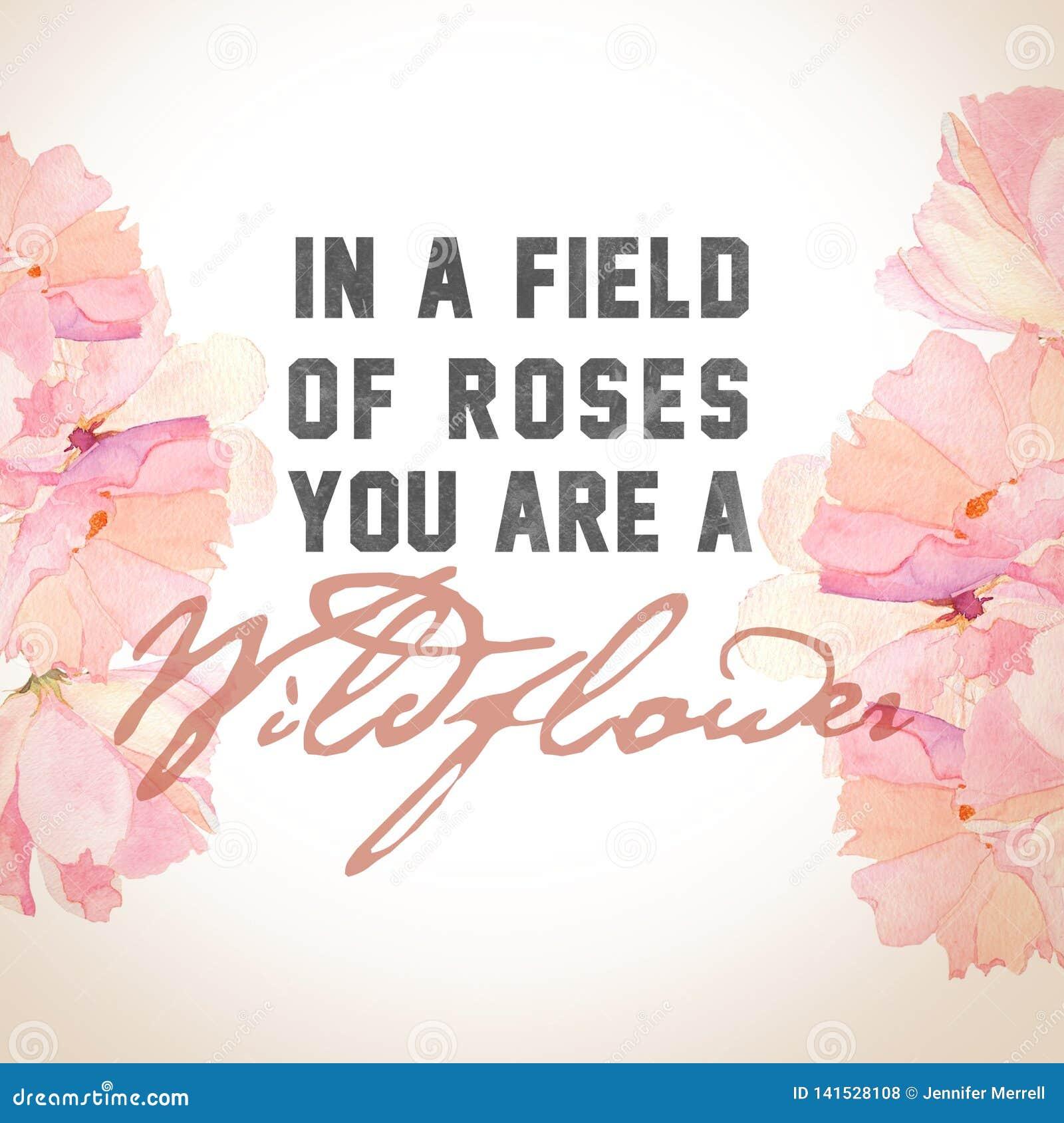 'Auf einem Gebiet des Druckes der Rosen