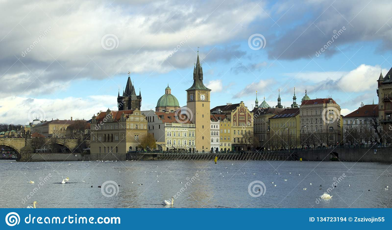 'My памяти и впечатления от Праги - великолепного места