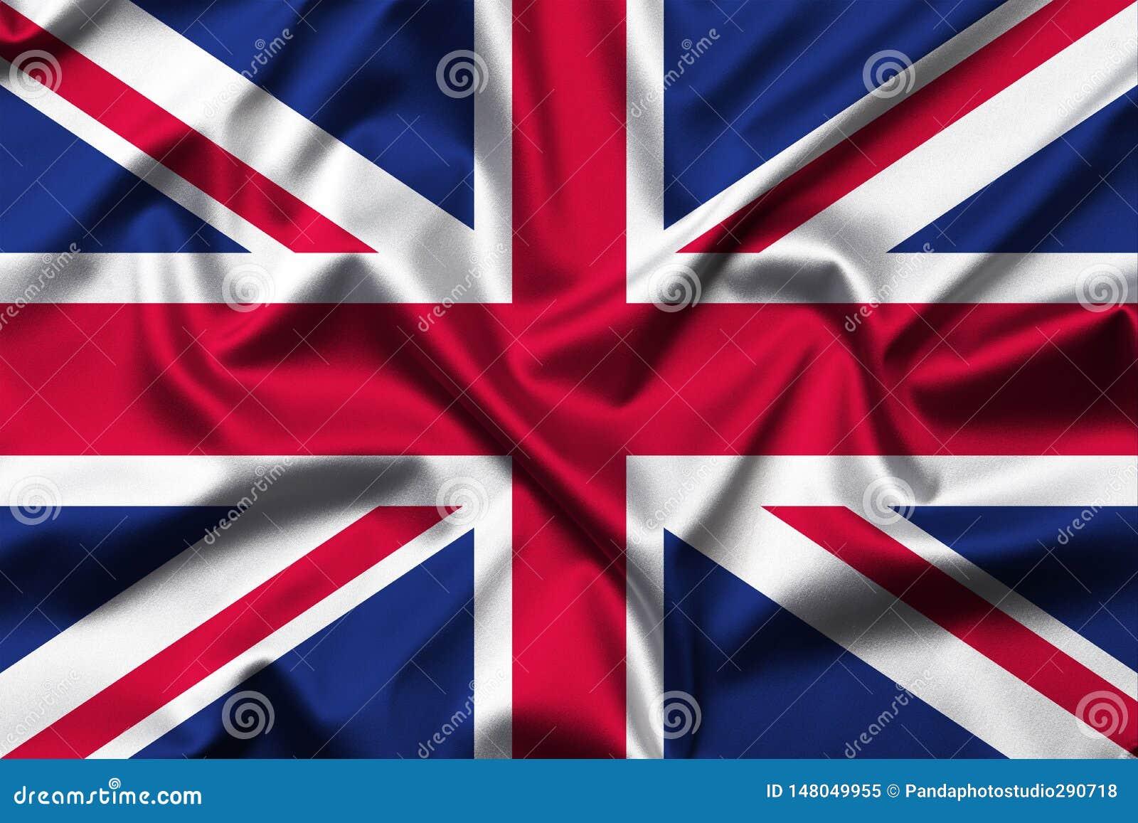 Kingdom της σημαίας της Μεγάλης Βρετανίας