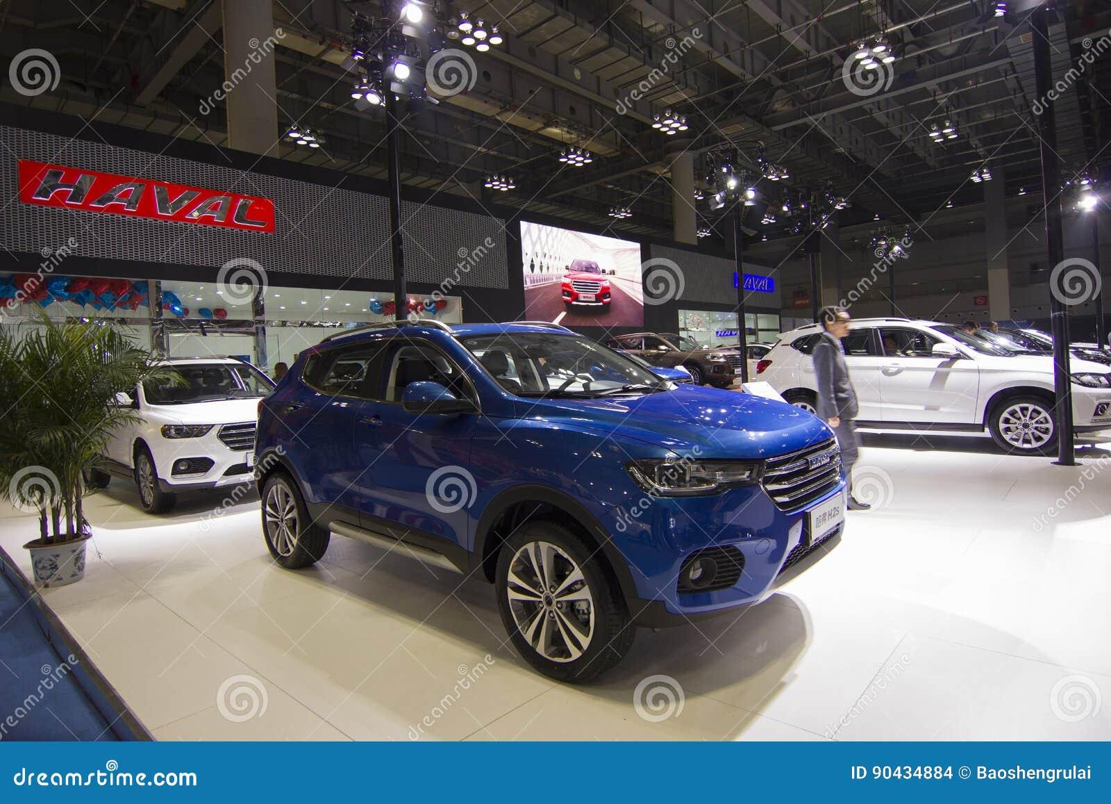 """€"""" HAVAL för auto show"""