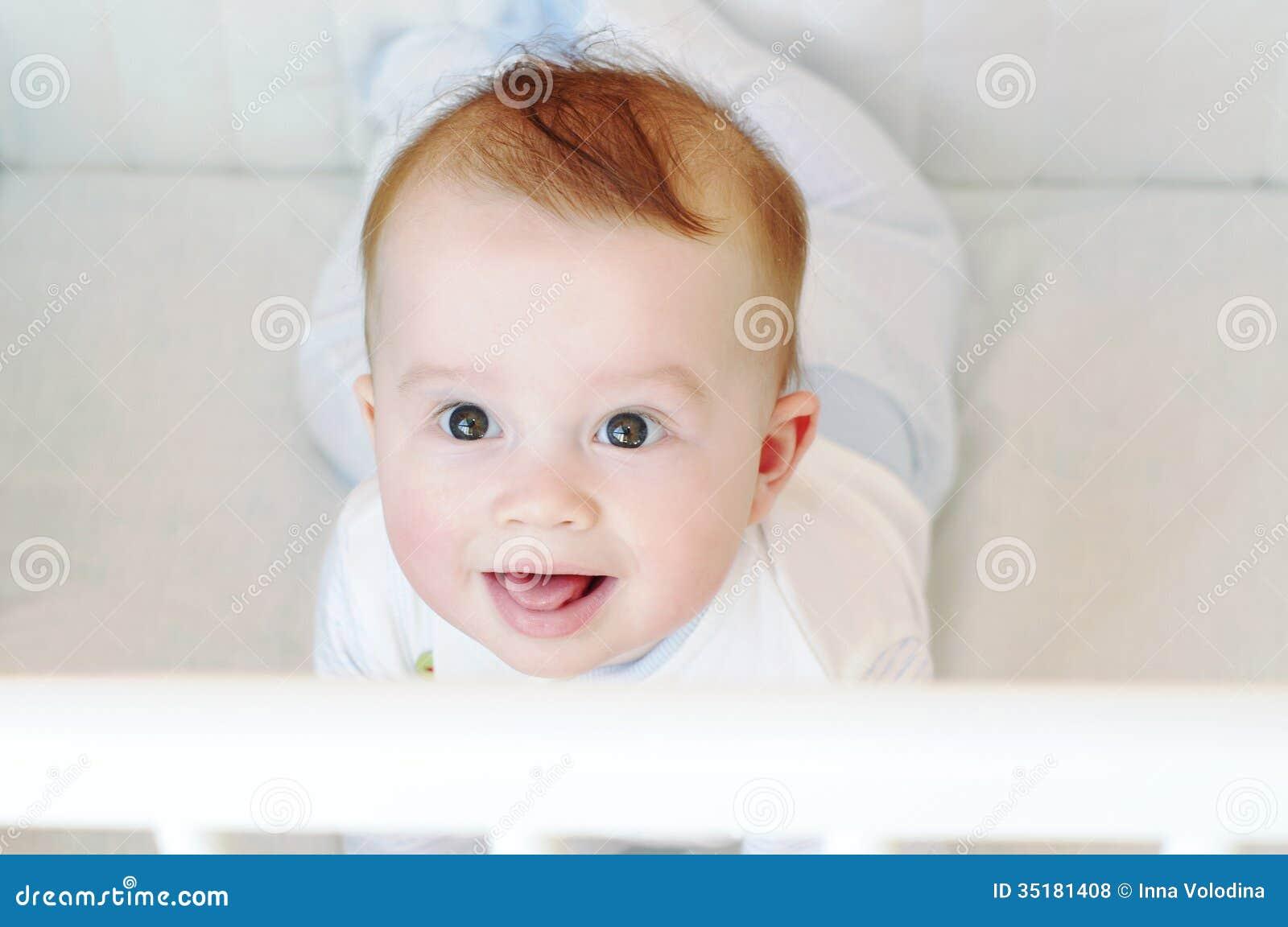 lit bebe 7 mois