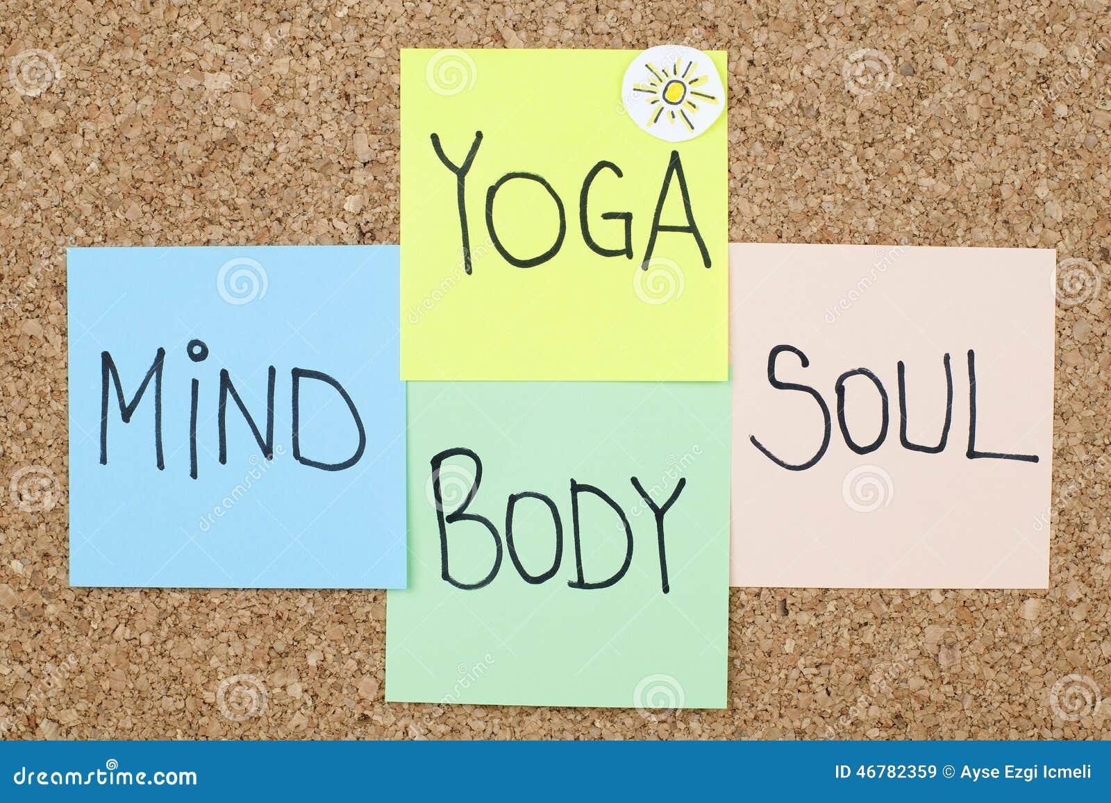 Âme de corps d esprit de yoga