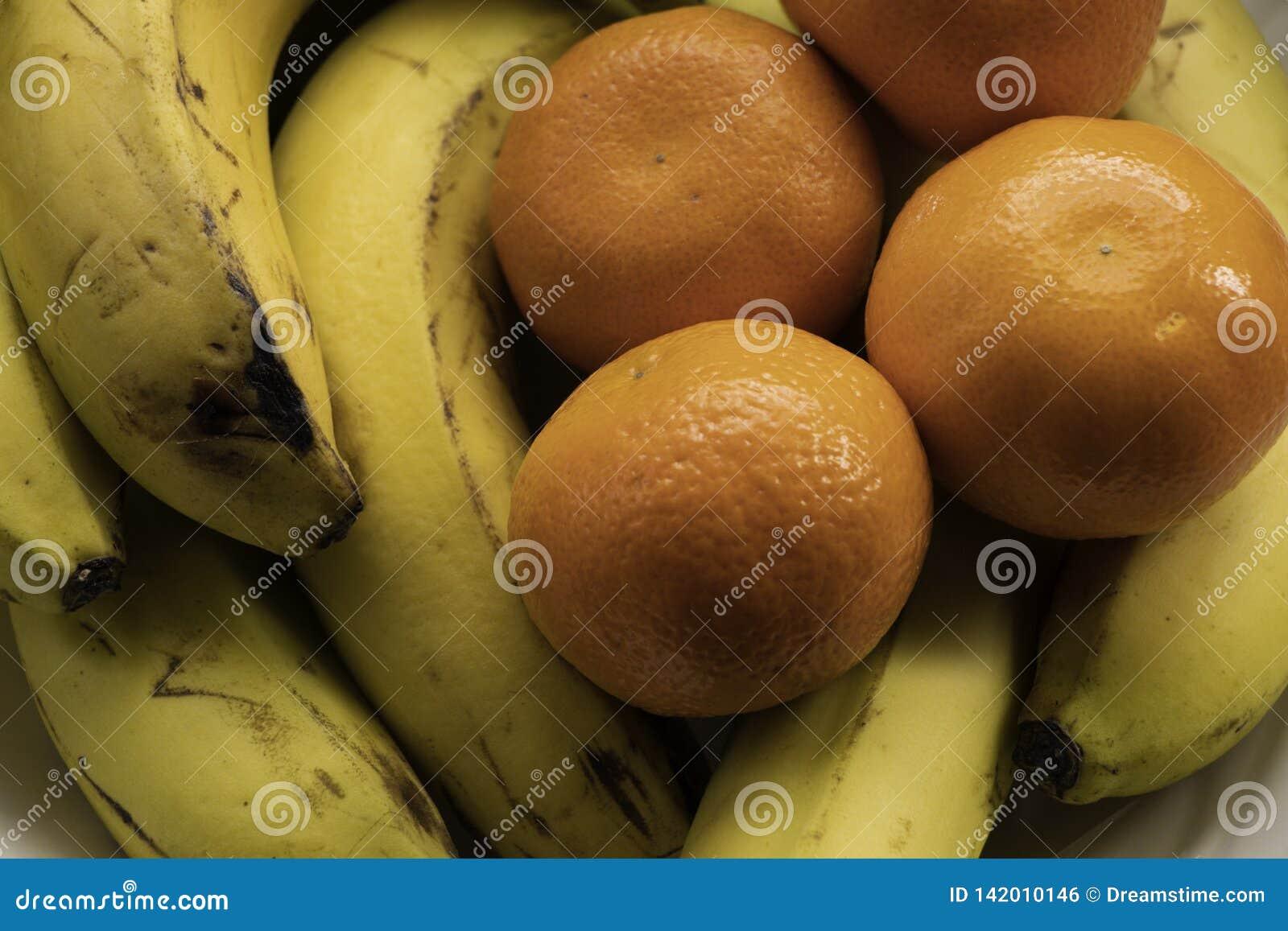 Äpfel und Orangen