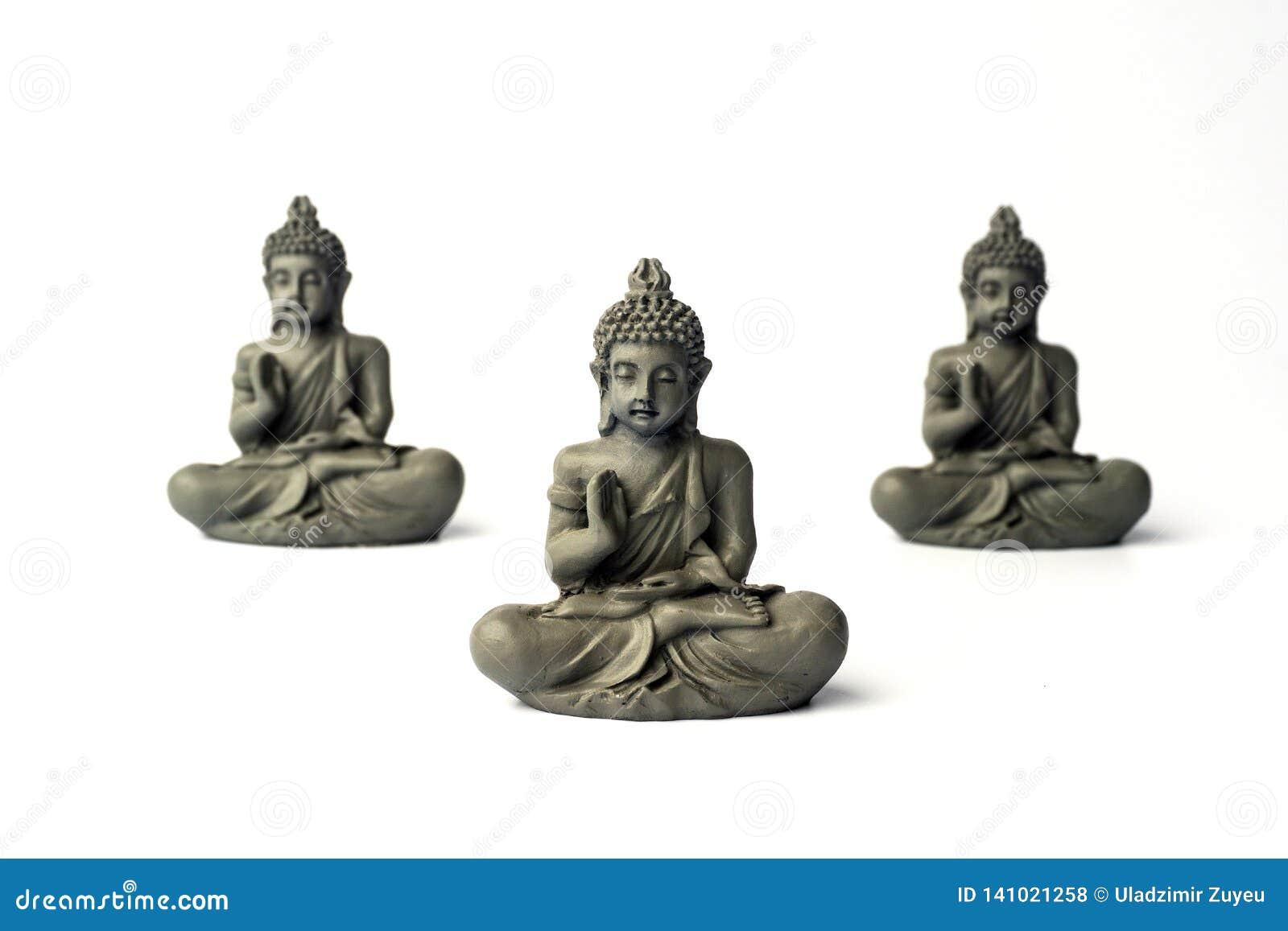 Ð头脑的¡ oncentration 瑜伽概念 莲花姿势 禅宗凝思背景 放松最小的概念