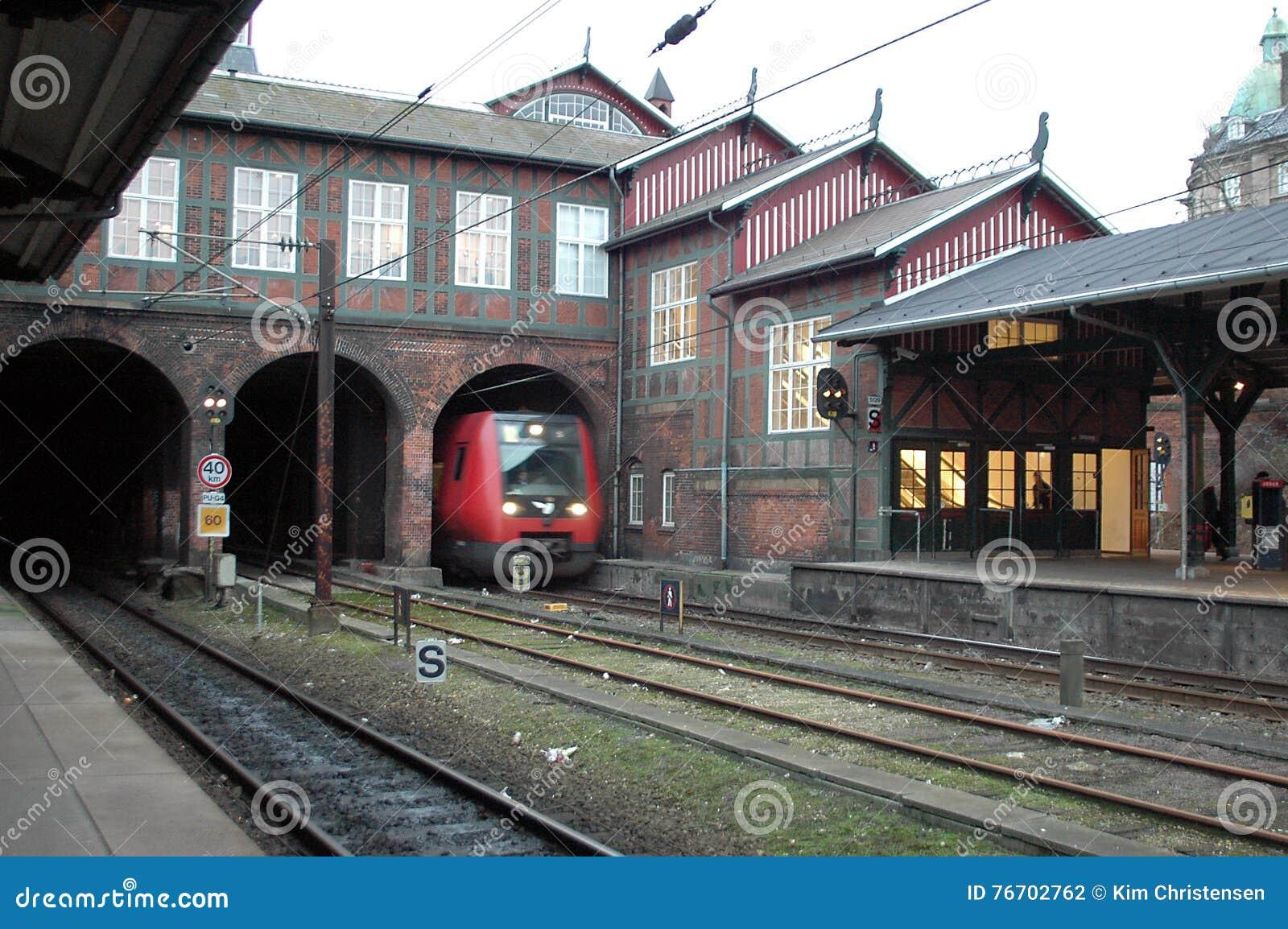 Østerport stacja