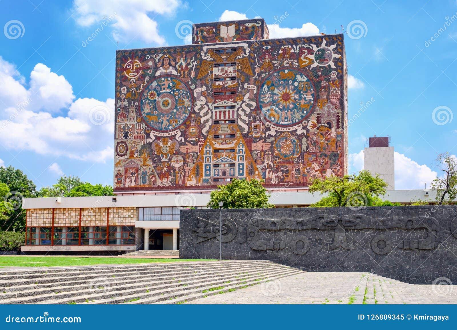 à 'a universidade autônoma nacional de México