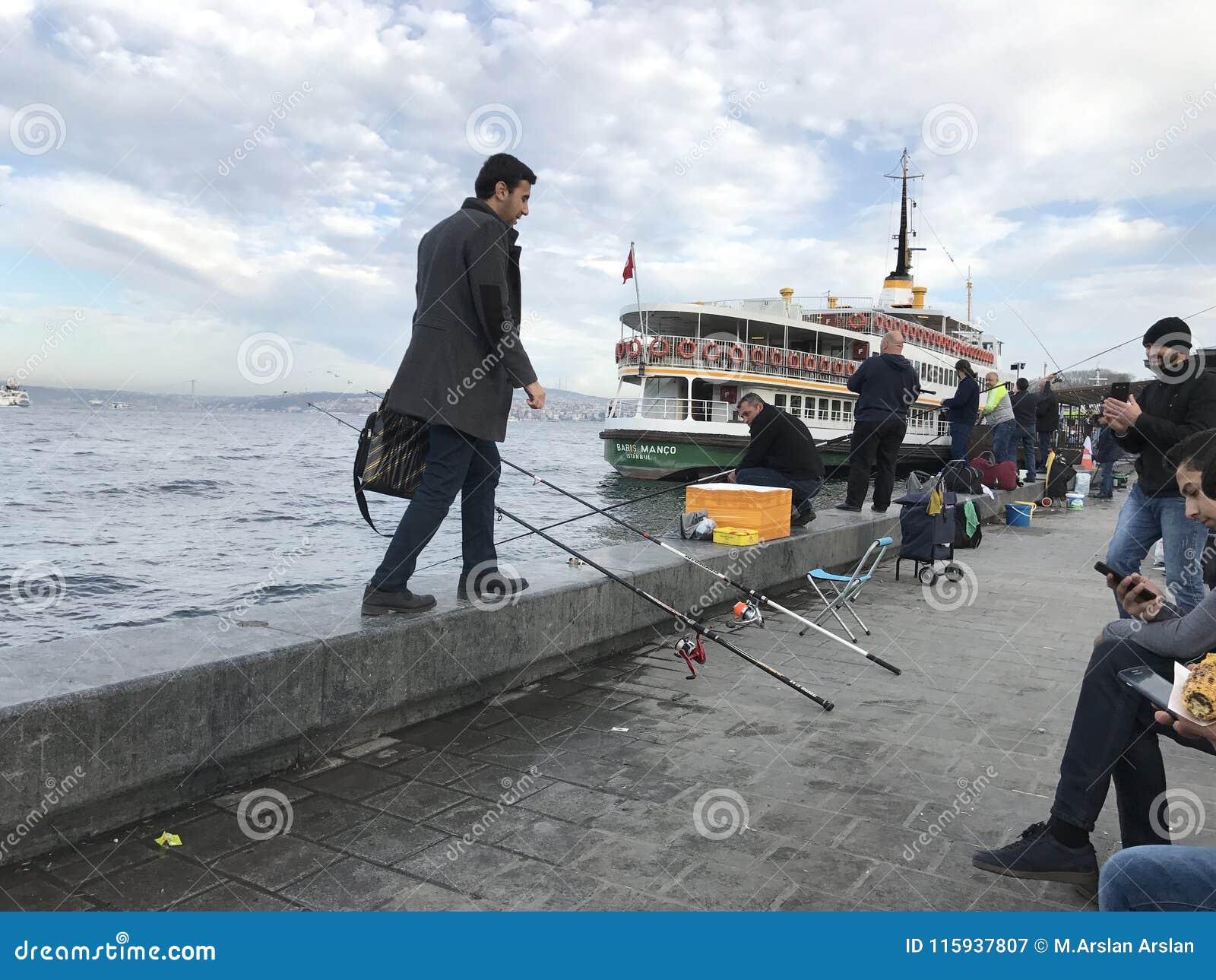İstanbul Kadıköy Sahil