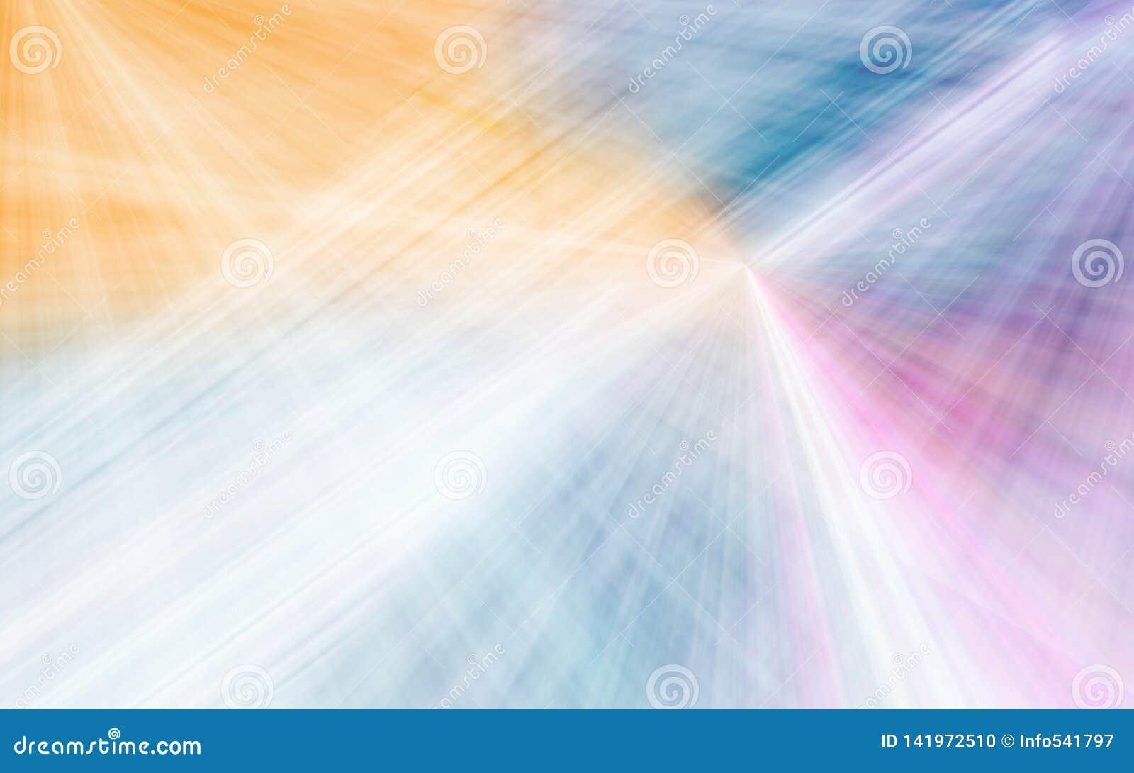 与光线的现代抽象动态背景