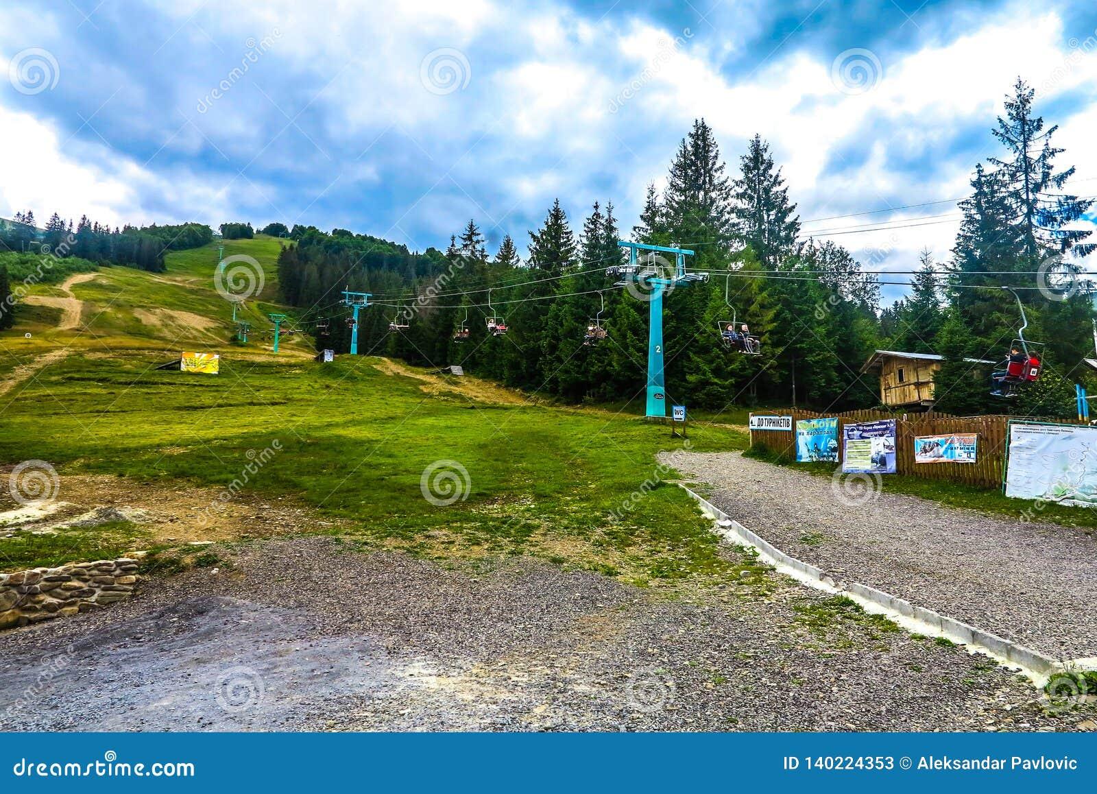 乌克兰喀尔巴阡山脉10
