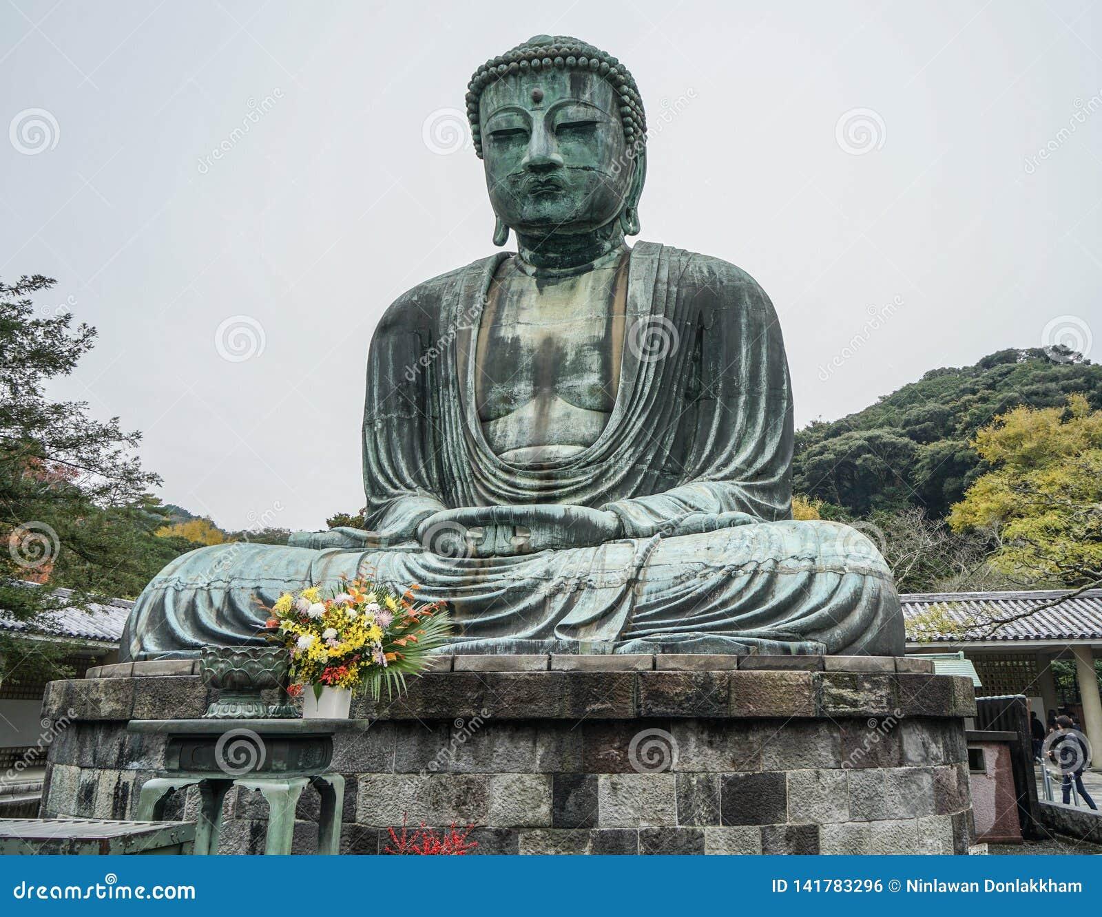 了不起的菩萨在镰仓,日本