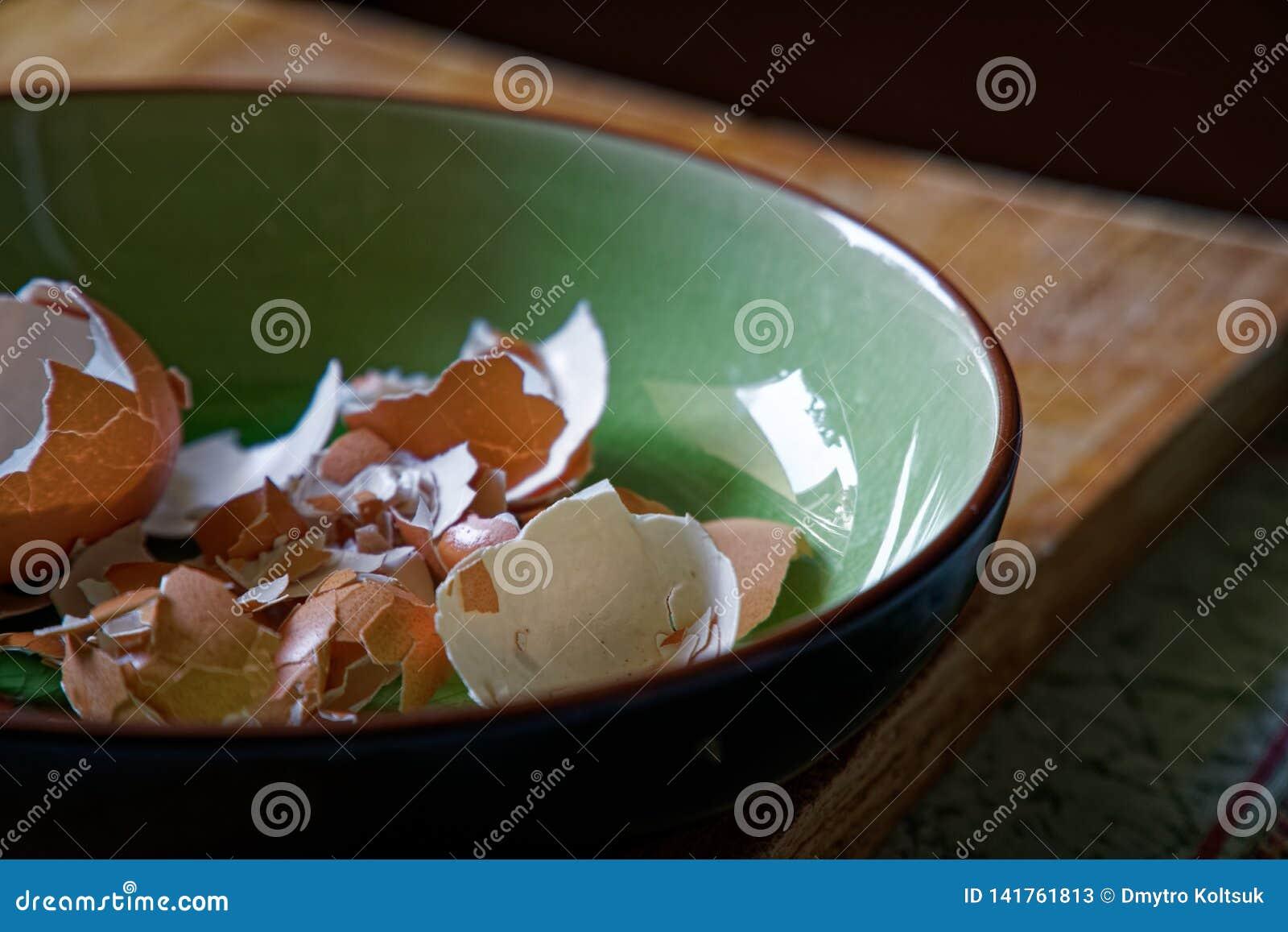 Äggskal på den gröna plattan, begreppsbakgrund