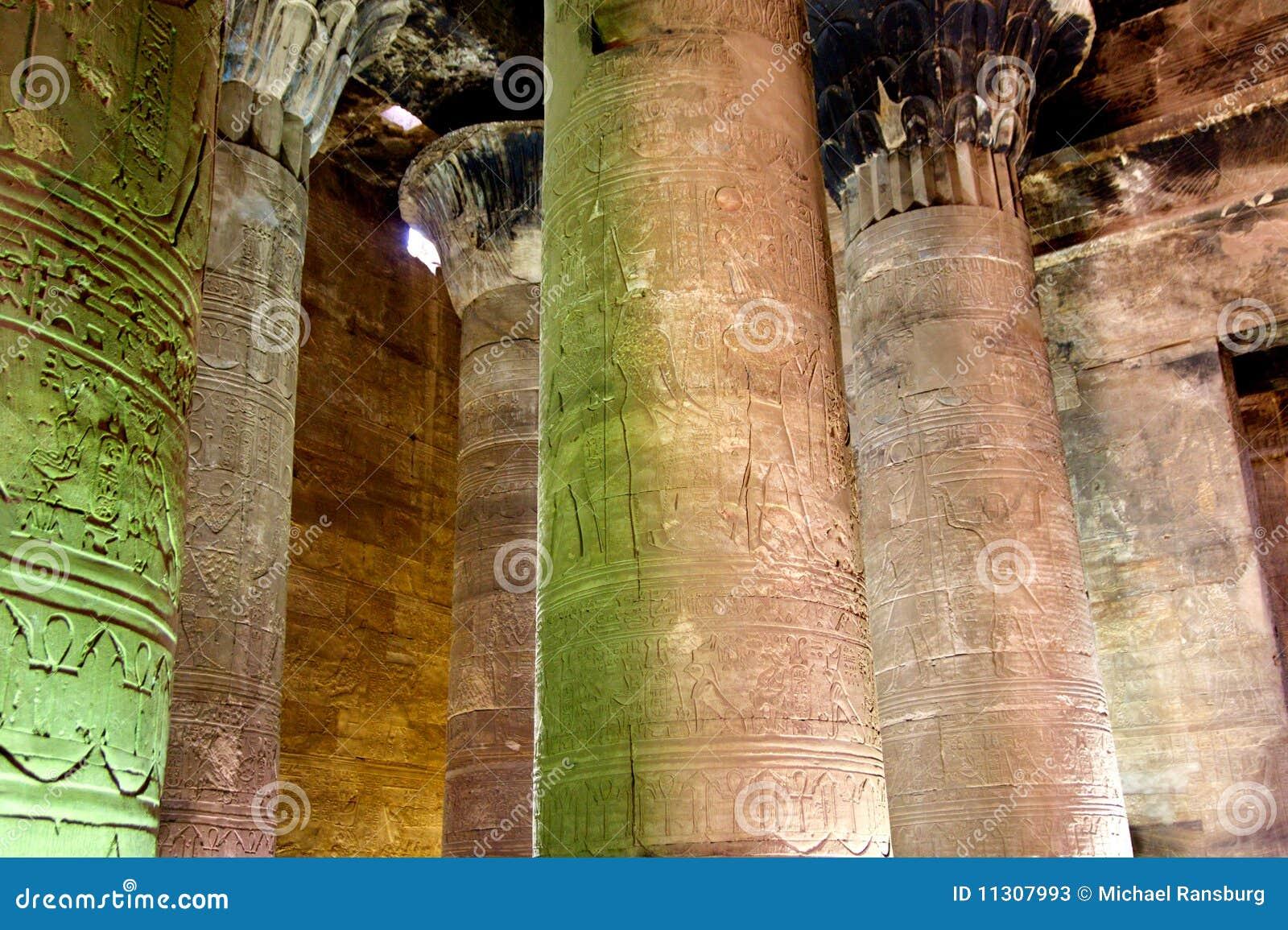 Ägypten-Spalten
